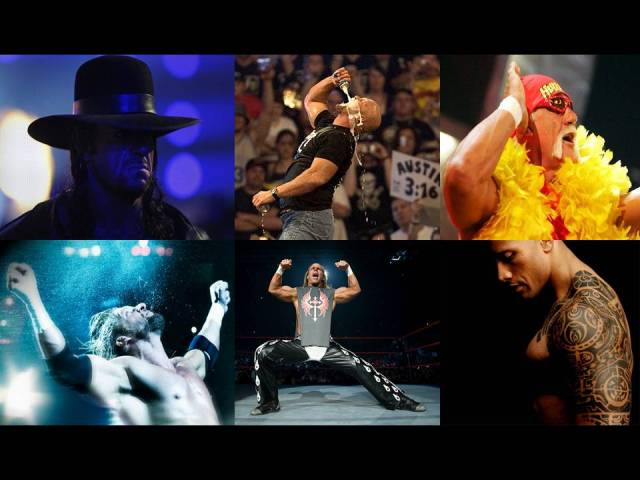 Wrestlemania Legends Top 25 Superstars In The History Of Wwe Wrestlemania Bleacher Report Latest News Videos And Highlights