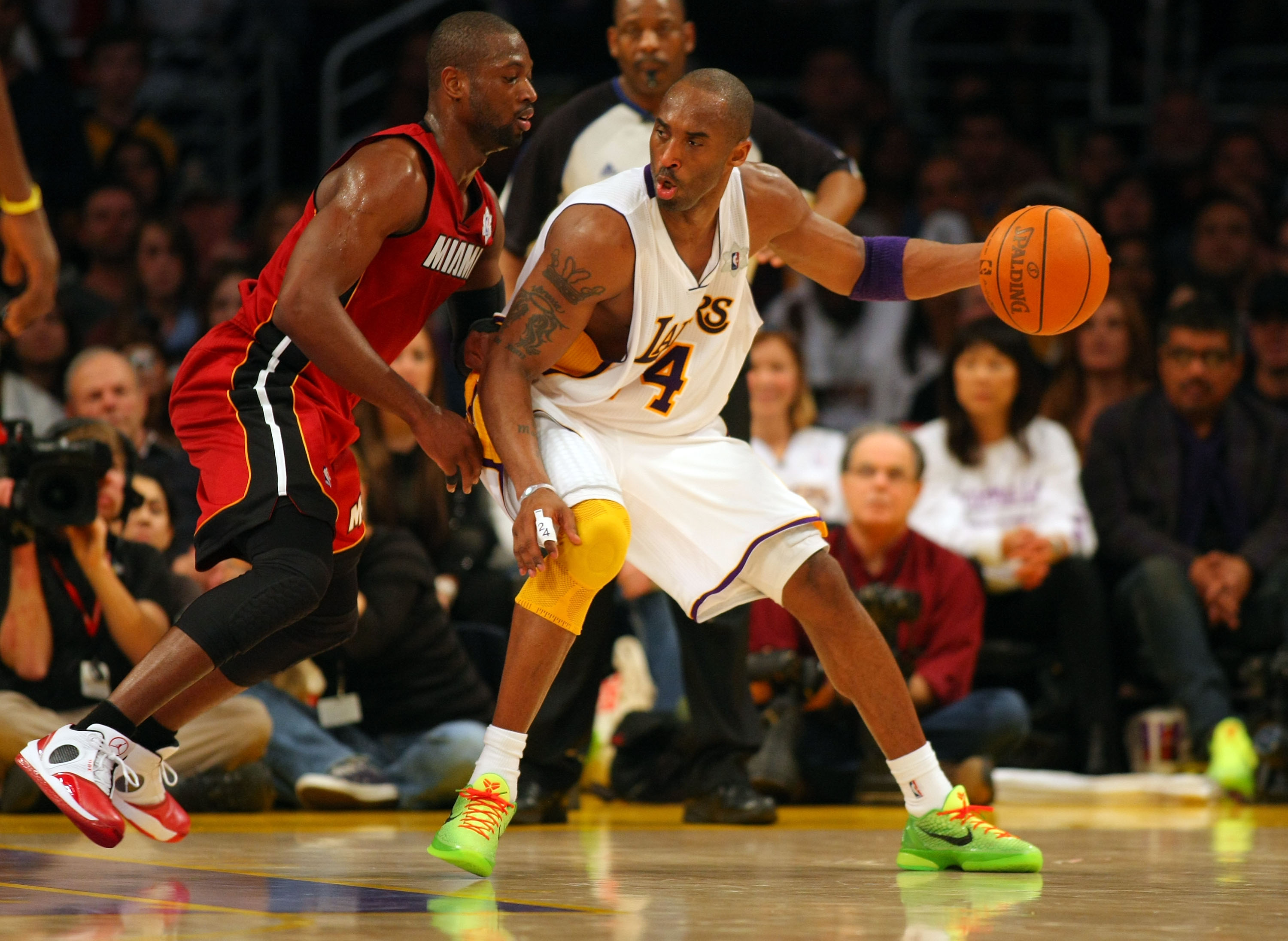 3d60f732b02 Kobe Bryant vs. Dwyane Wade and the Top Player Rivalries in the NBA ...