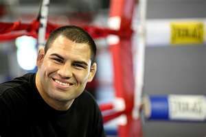 Cain Velasquz: A humble role model as the UFC HW champ