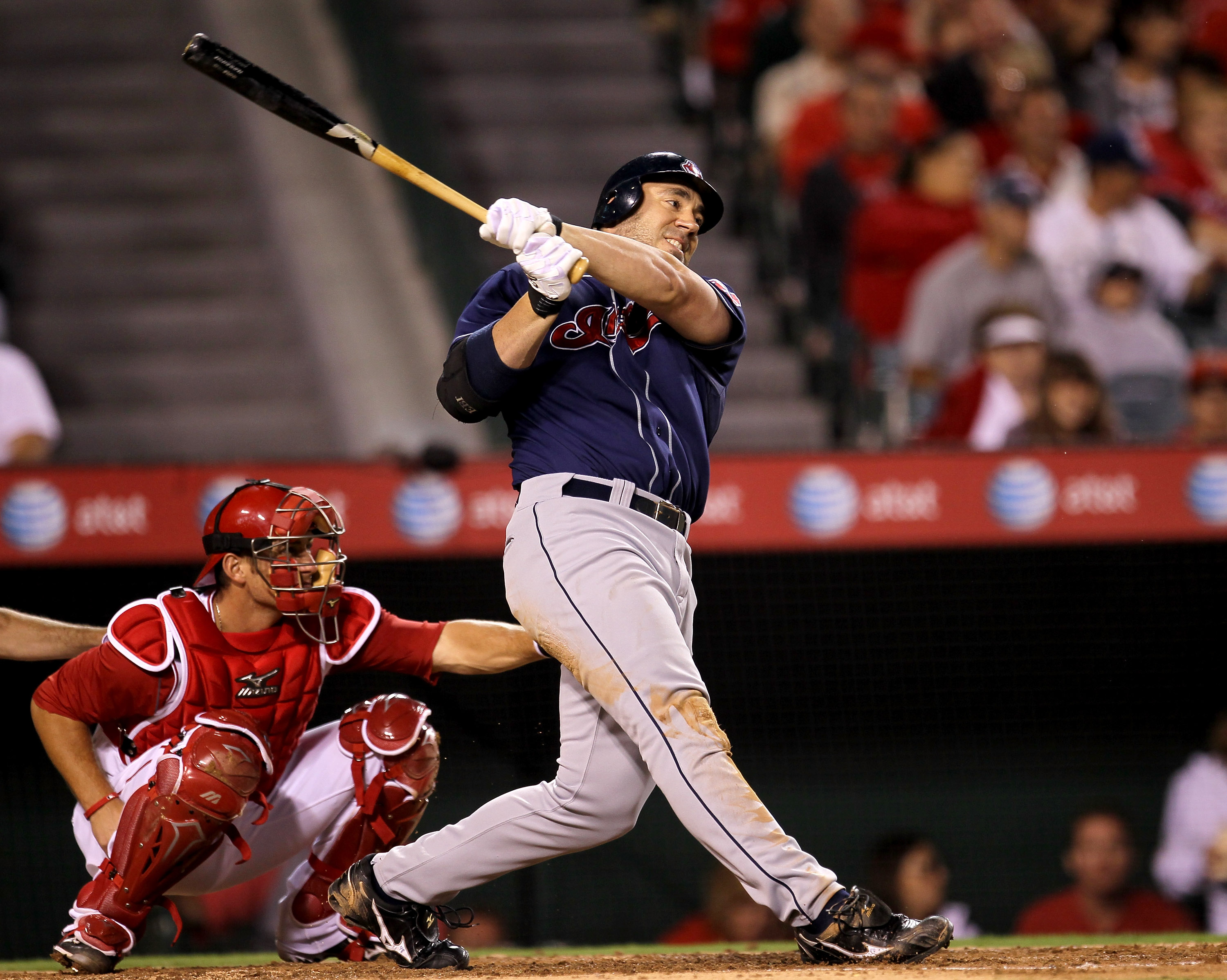 It's very possible that Travis Hafner will have a new home by the trading deadline.
