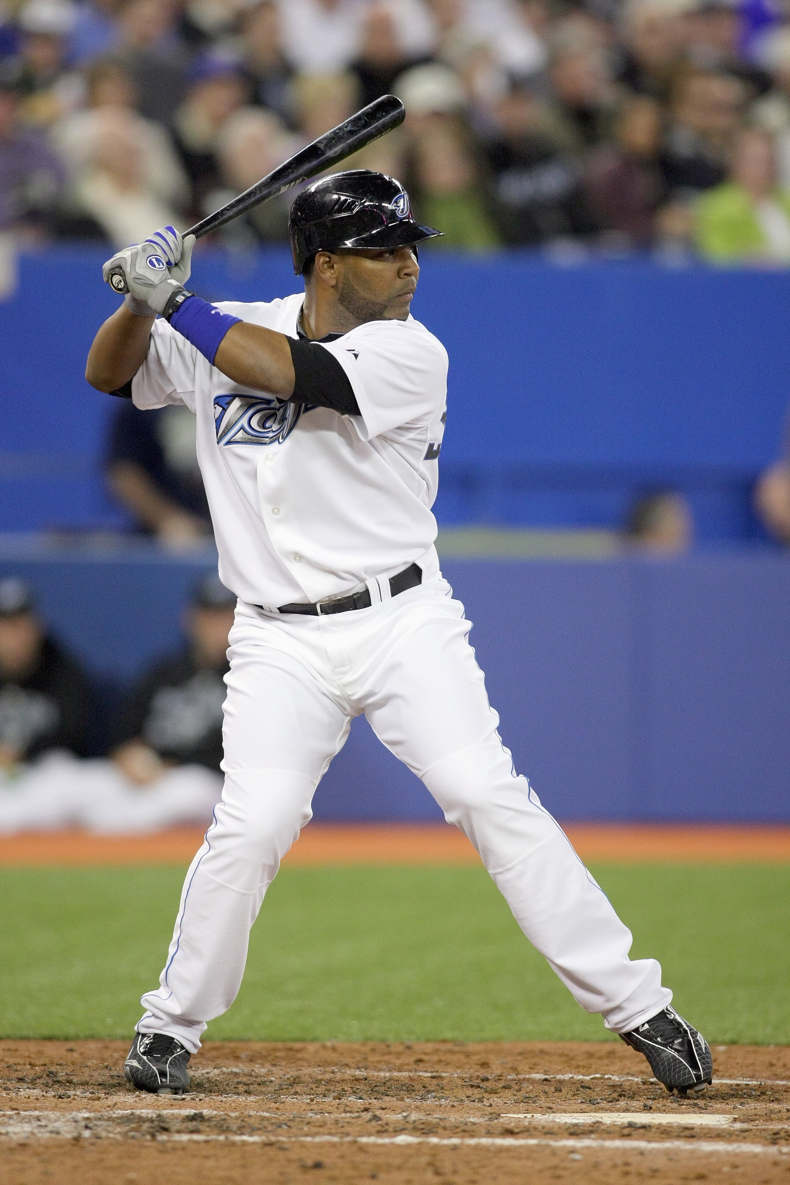 Replacing Edwin Encarnacion with Travis Hafner could give Toronto's offense an immediate boost.