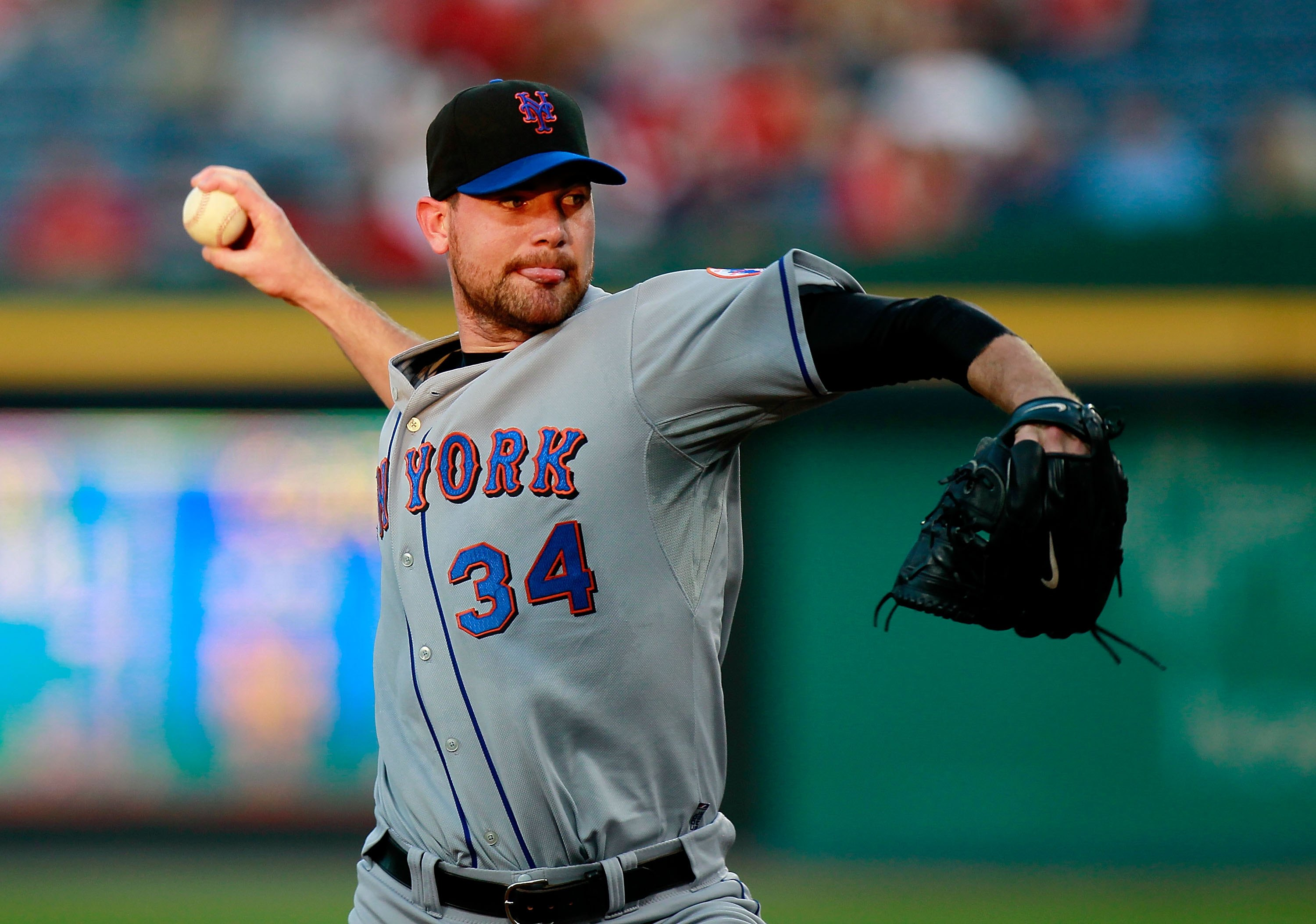 Can the Mets afford to lock up their young pitching stud Mike Pelfrey?