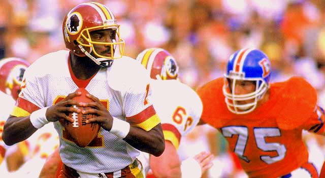 c8f007d0 Washington Redskins: The 25 Greatest Games in Team History ...