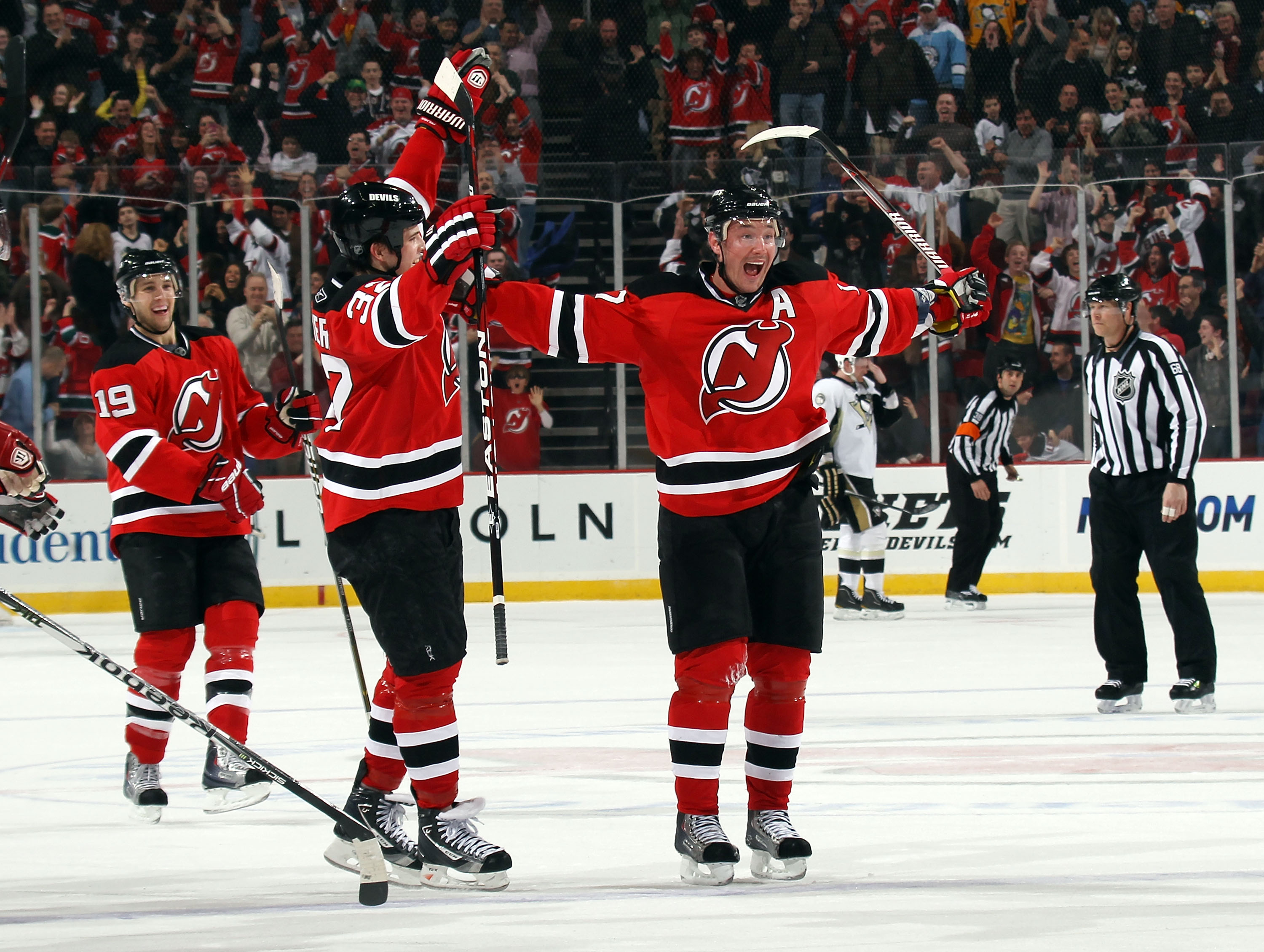 huge discount 6a3f1 c894b New Jersey Devils: 10 Reasons Why They'll Make the Playoffs ...