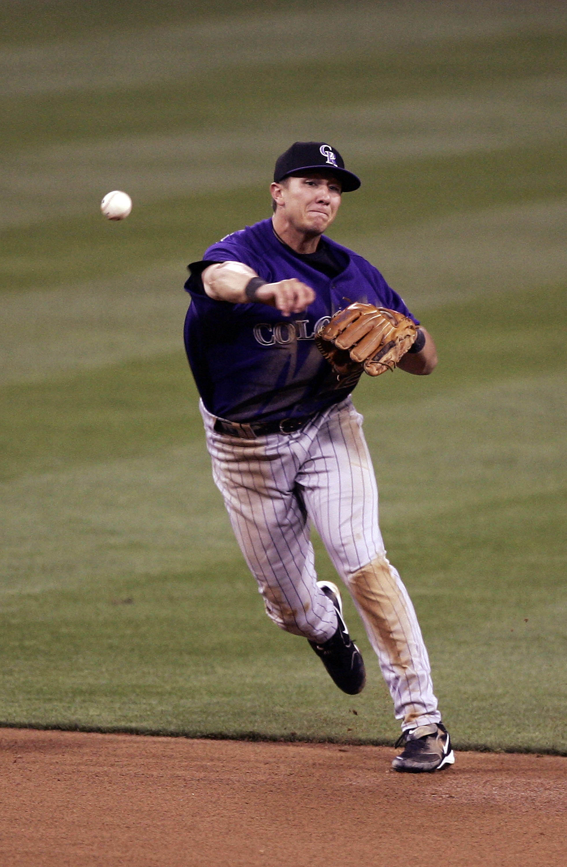 Troy Tulowitzki was 21 years old when he made his Major League debut