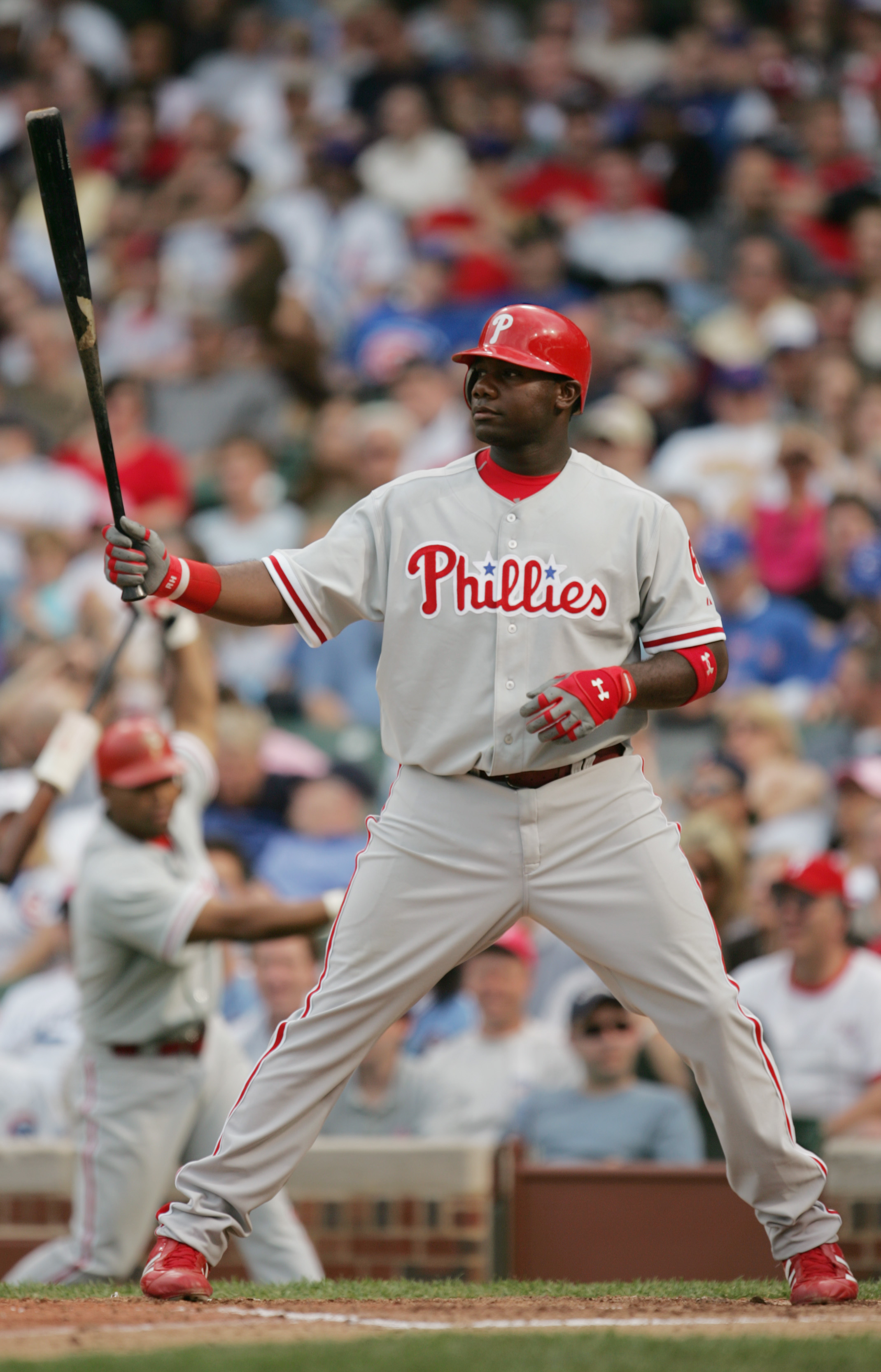 Ryan Howard has become one of the most feared hitters in the game, in short amount of time