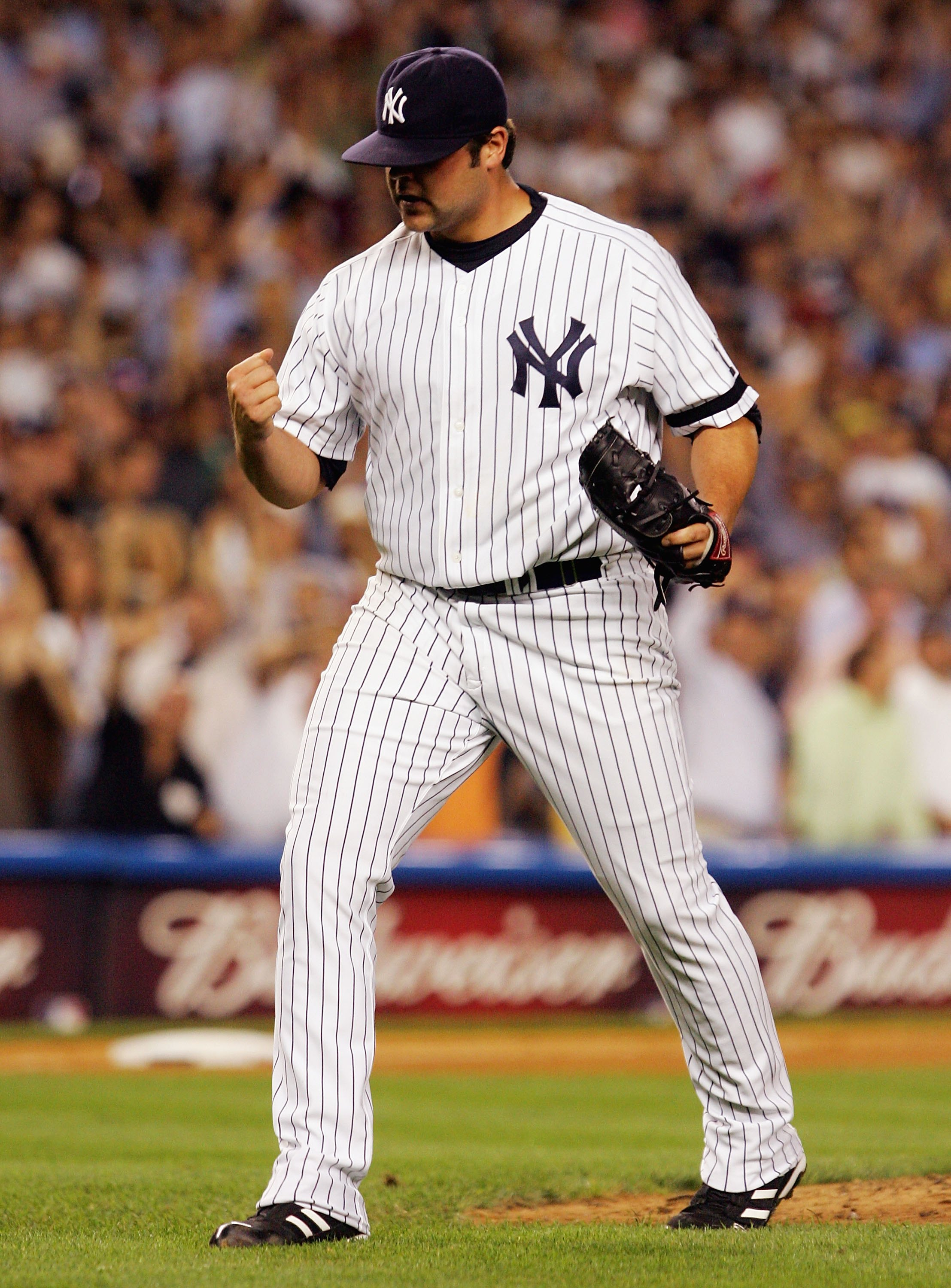 Once a common sight back in 2007, it's been a while since Chamberlain's shown confidence in himself on the mound.