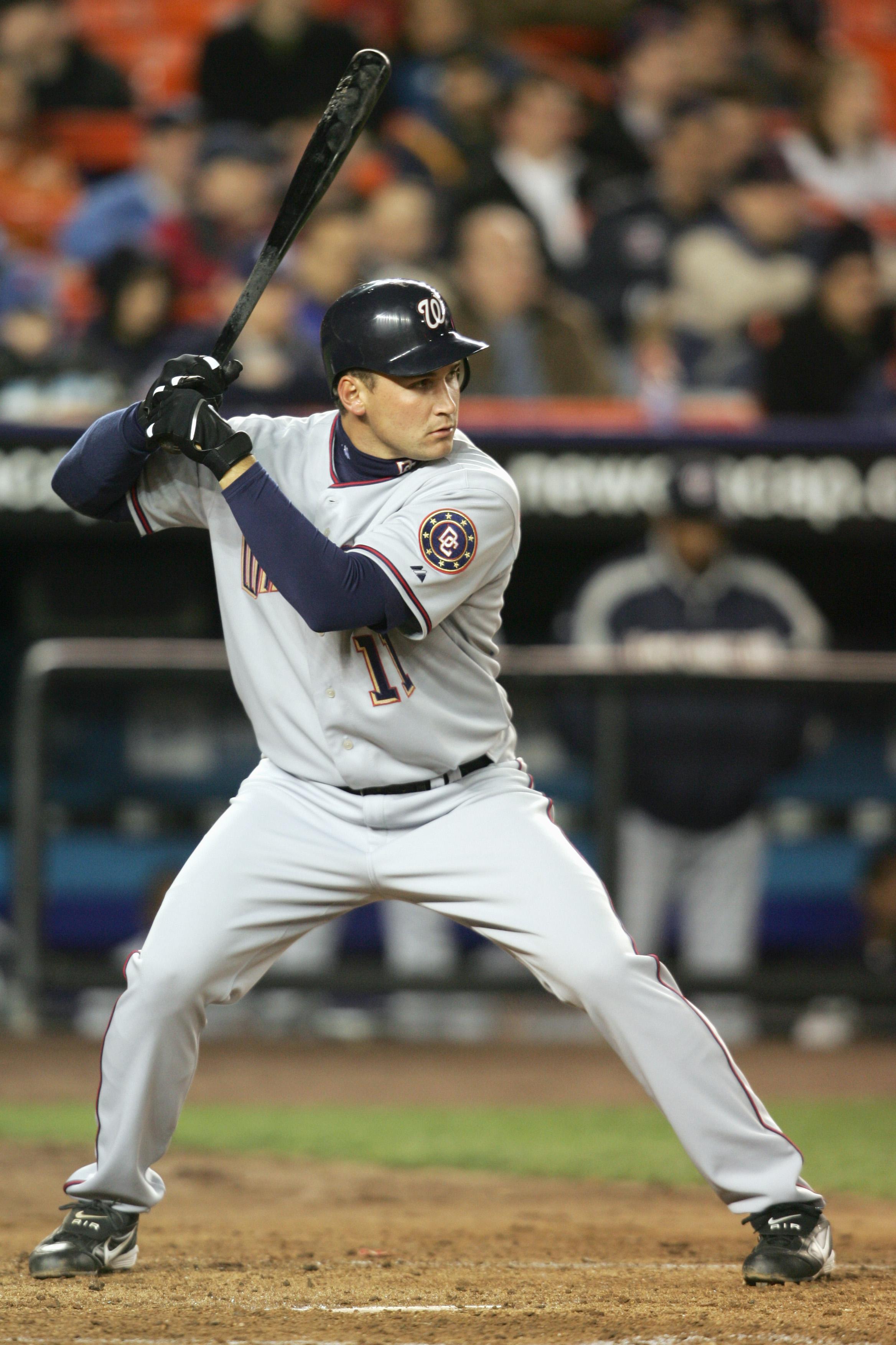 Ryan Zimmerman - the Washington Nationals' third baseman and franchise player