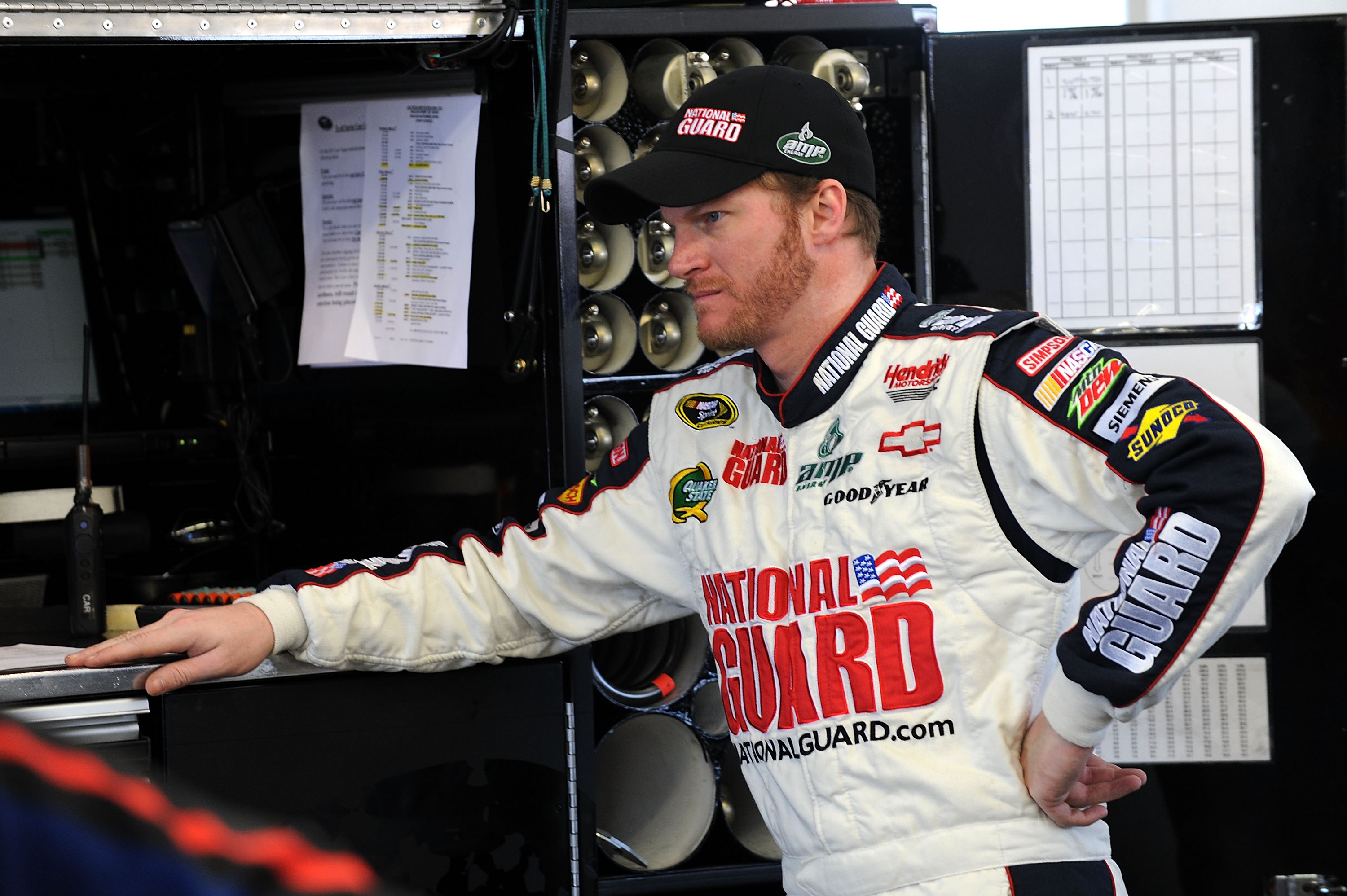 NASCAR: The 15 Best Nicknames in Sprint Cup History