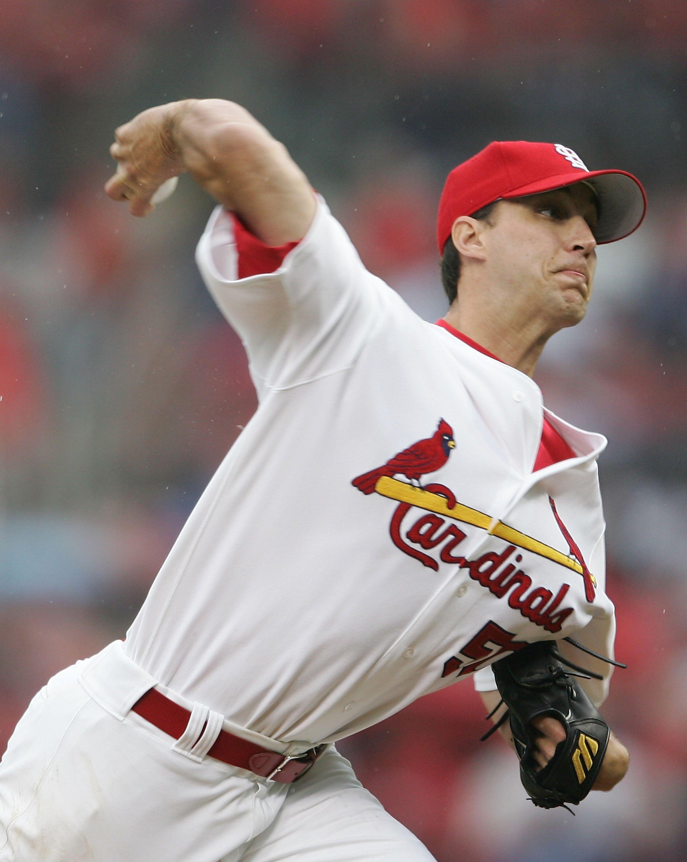 Adam Wainwright was originally drafted by the Atlanta Braves