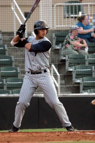 Rivero in the Cleveland Indians' organization.