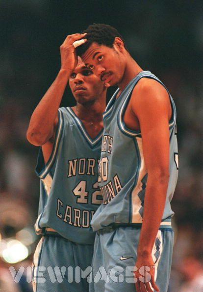 Jerry Stackhouse and Rasheed Wallace