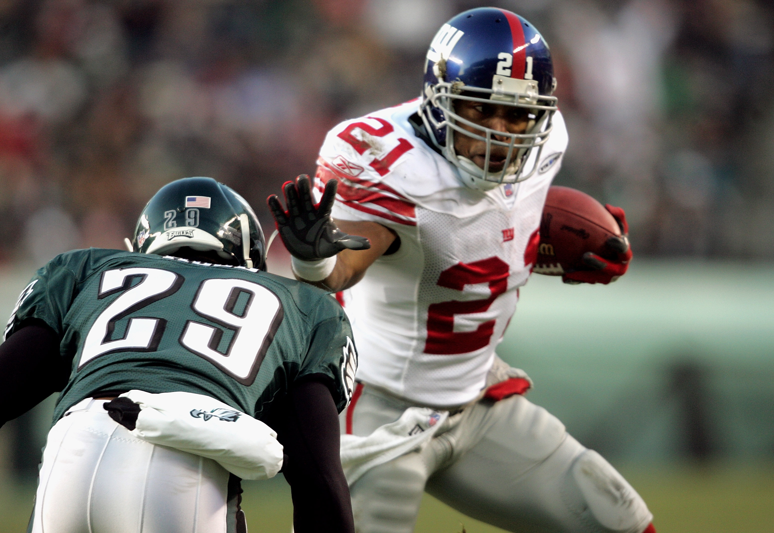 check out 5deb9 5401a Tiki Barber and the Greatest Backfield Tandems in NFL ...