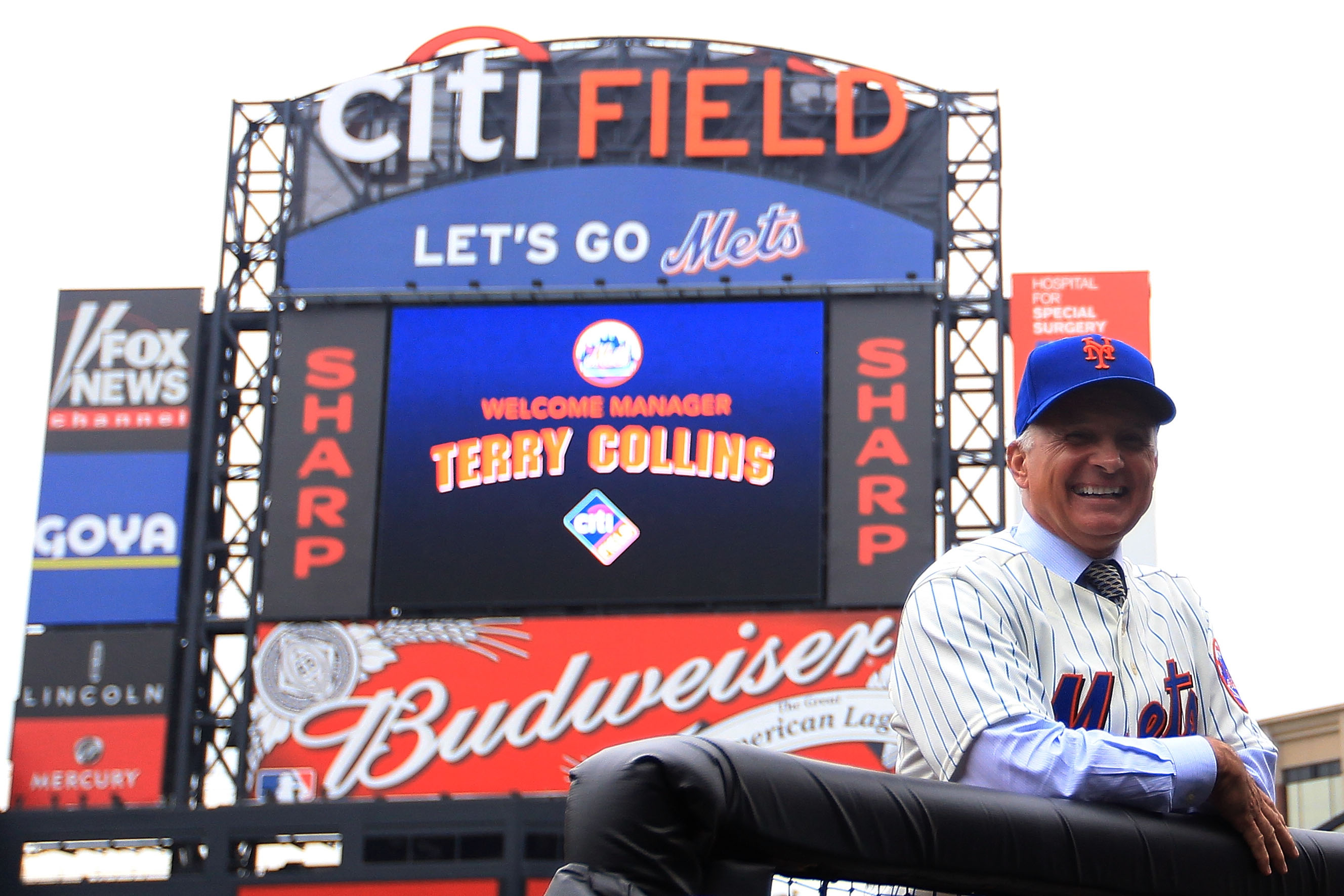 Terry Collins will have his work cut out for him in his first year as the Mets' skipper.