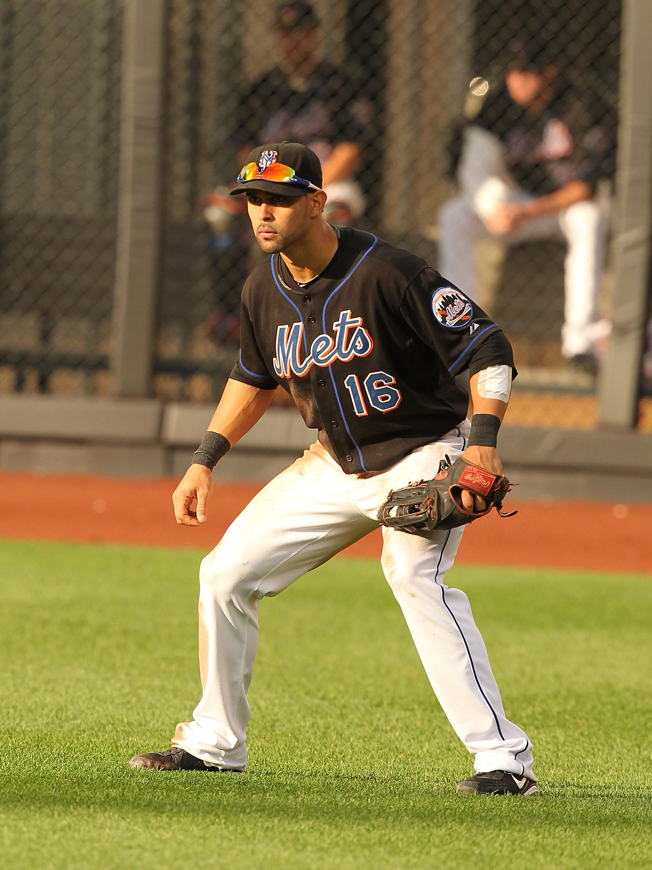 Angel Pagan will start the season as the Mets' center fielder