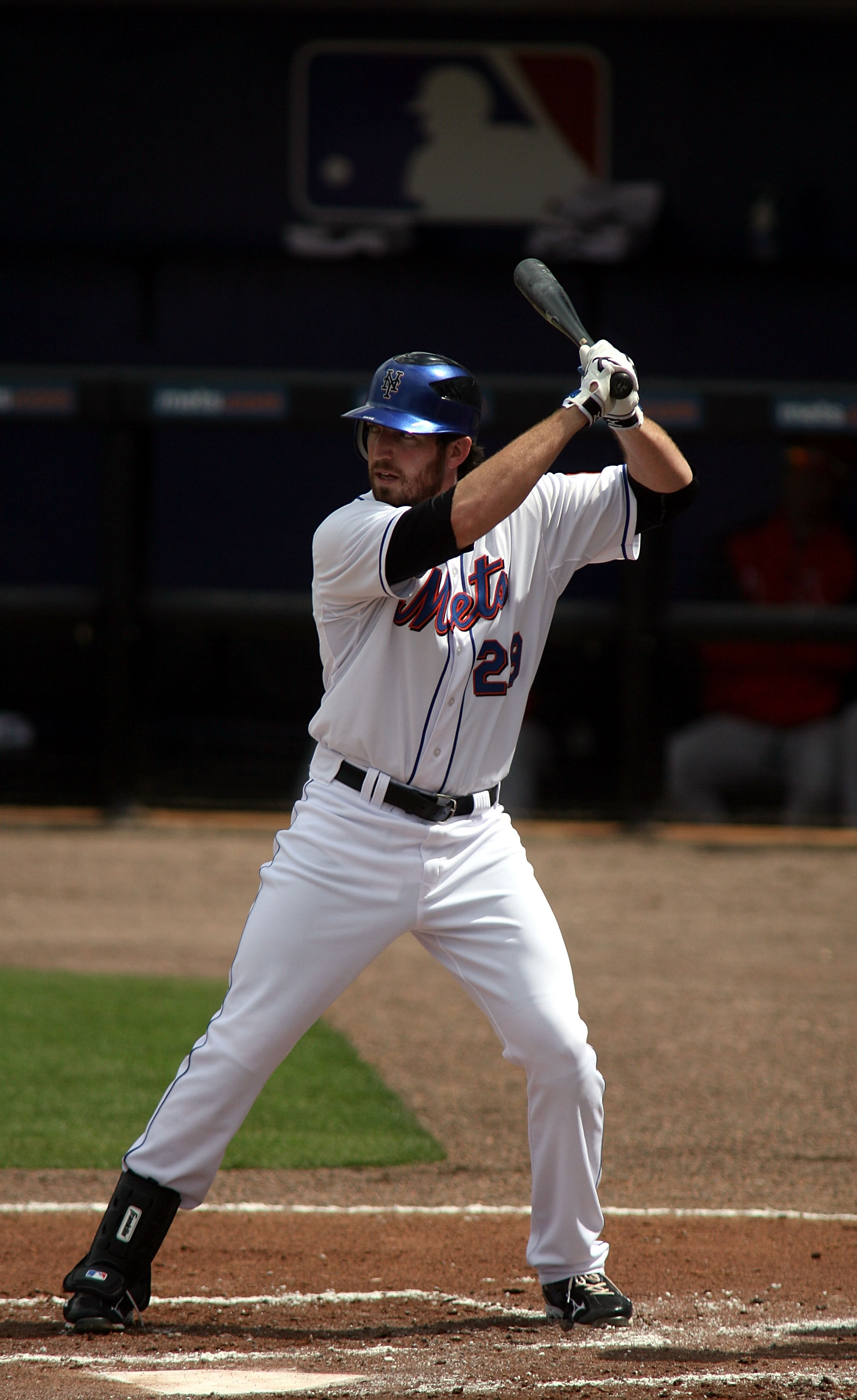 Ike Davis finished among the top 10 in the National League Rookie of the Year voting in 2010.