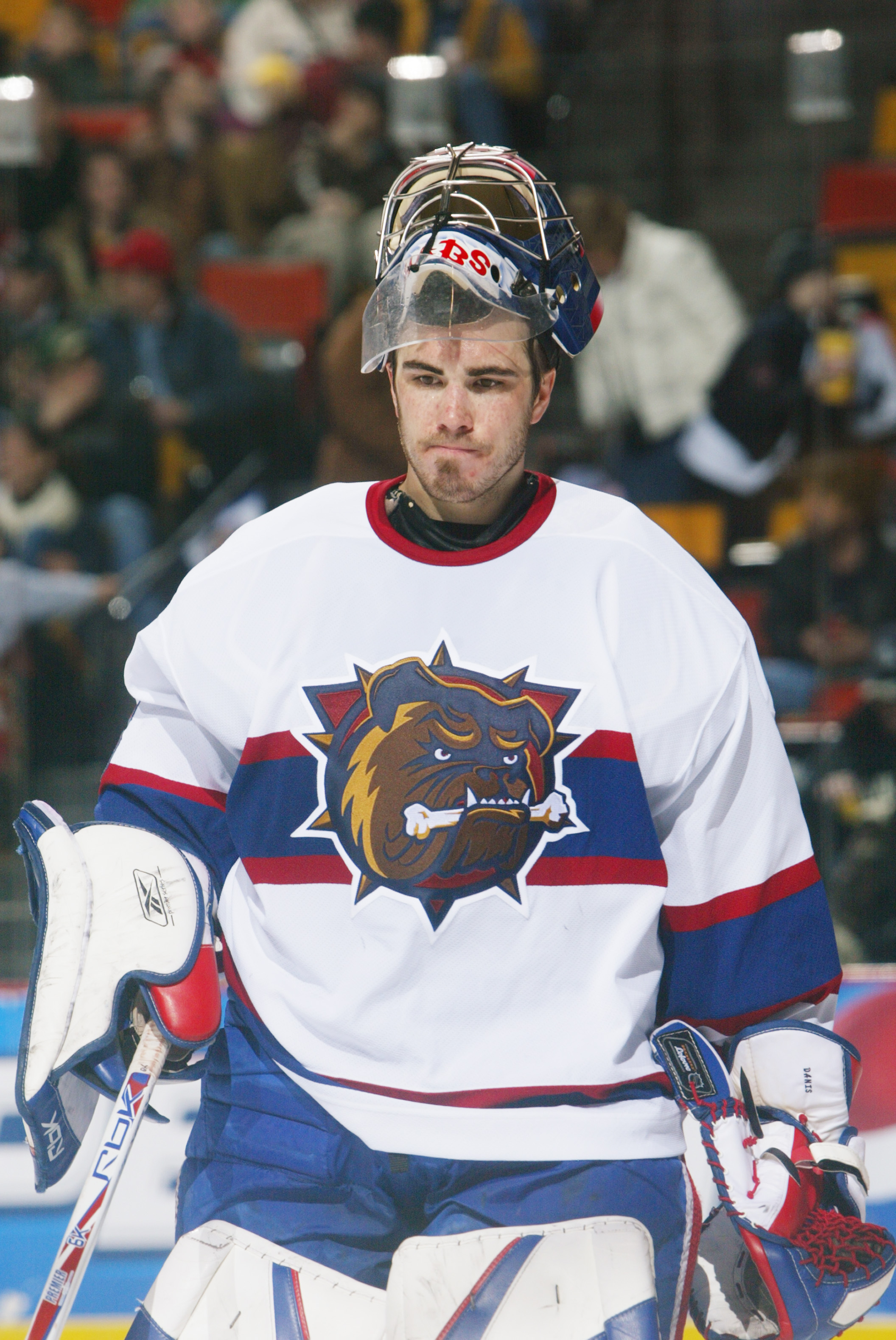 Hamilton Bulldogs of the AHL