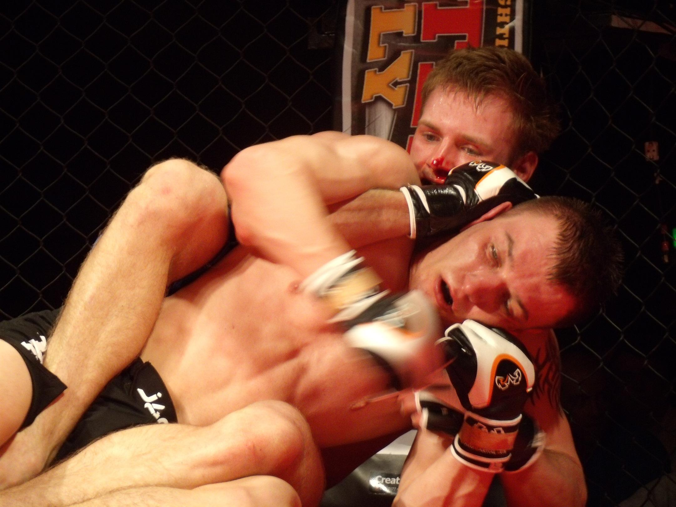 Duffy (back) Krawczyk (front)