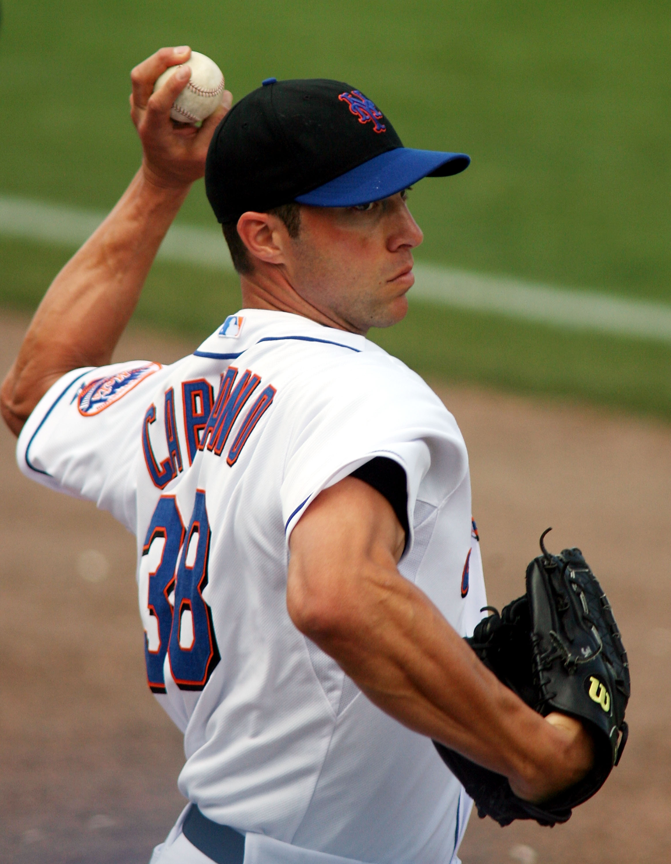 Chris Capuano is out to show that he is healthy and can once again be effective in 2011.