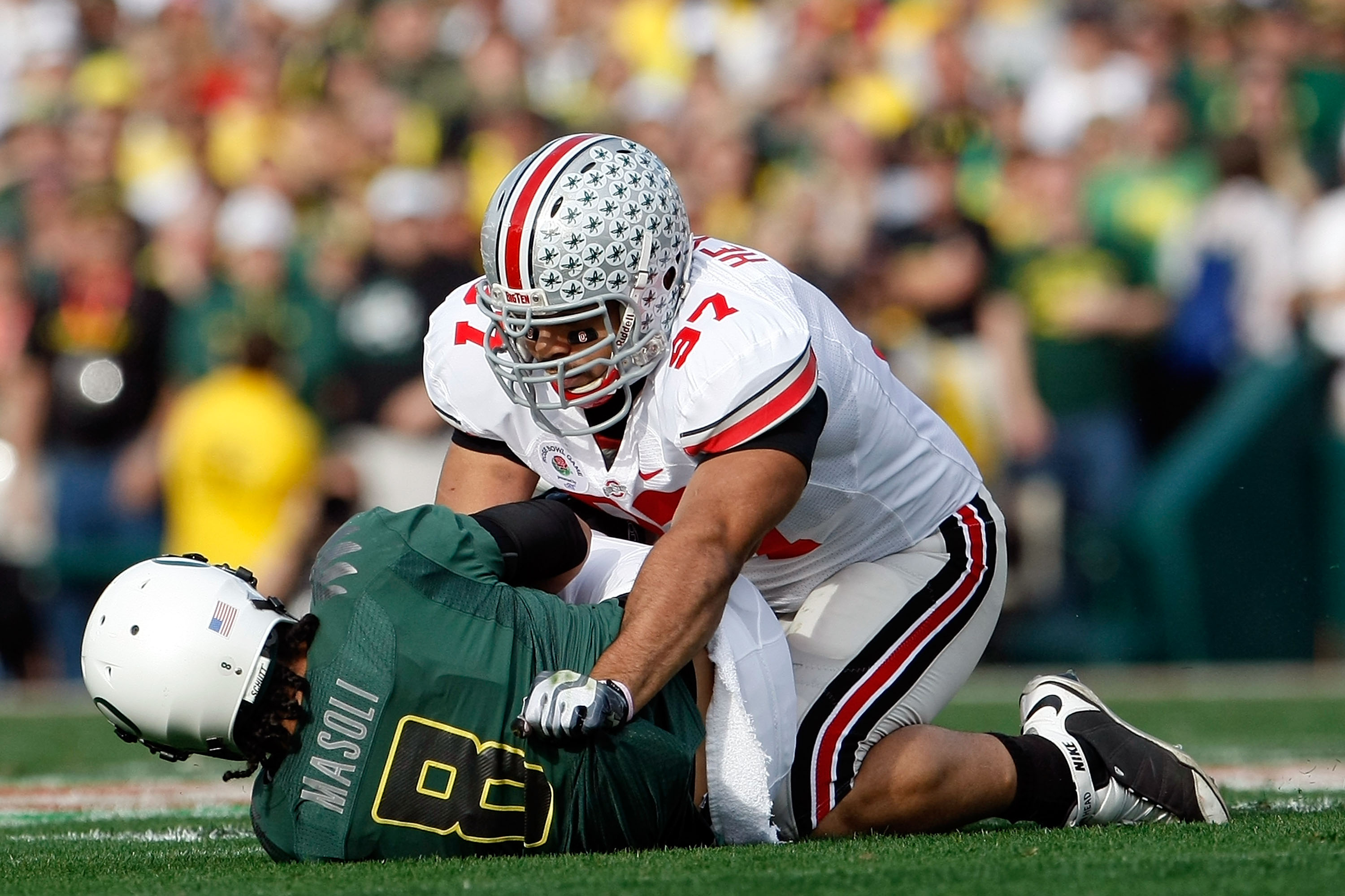 Image result for Cameron Heyward On Ohio State Allegations