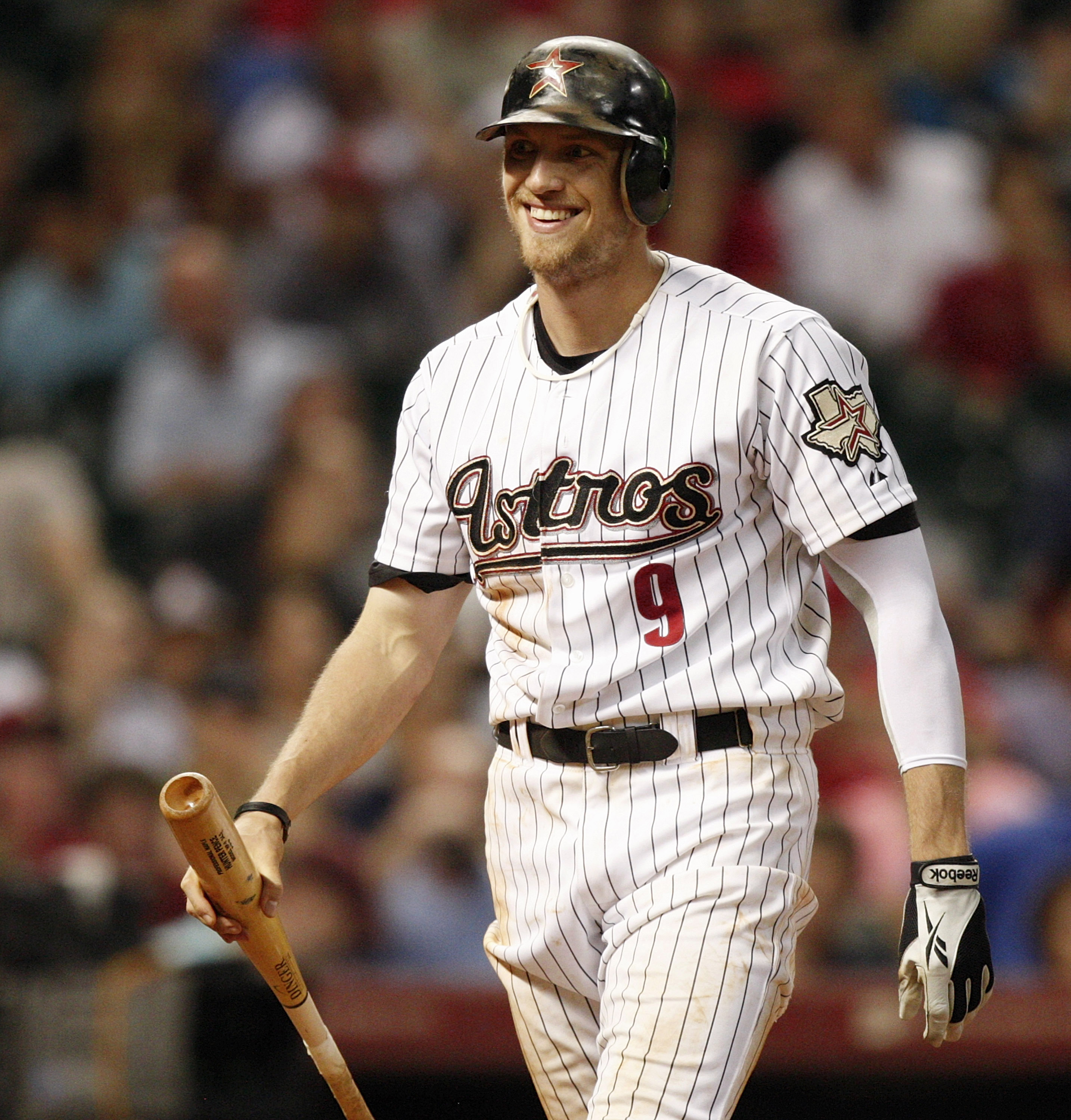 Is it a good thing when Hunter Pence is your clear franchise player?