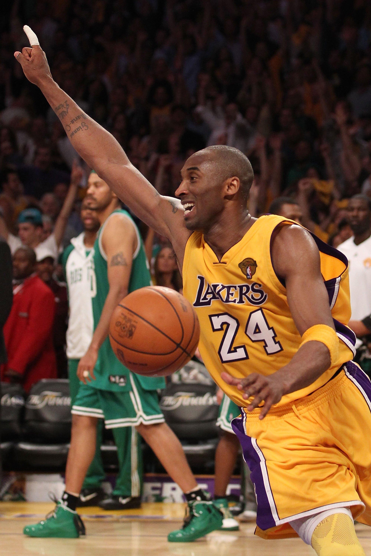 efcd7c99e44 NBA Finals  Top 3 Ways the LA Lakers Can Beat the Chicago Bulls ...