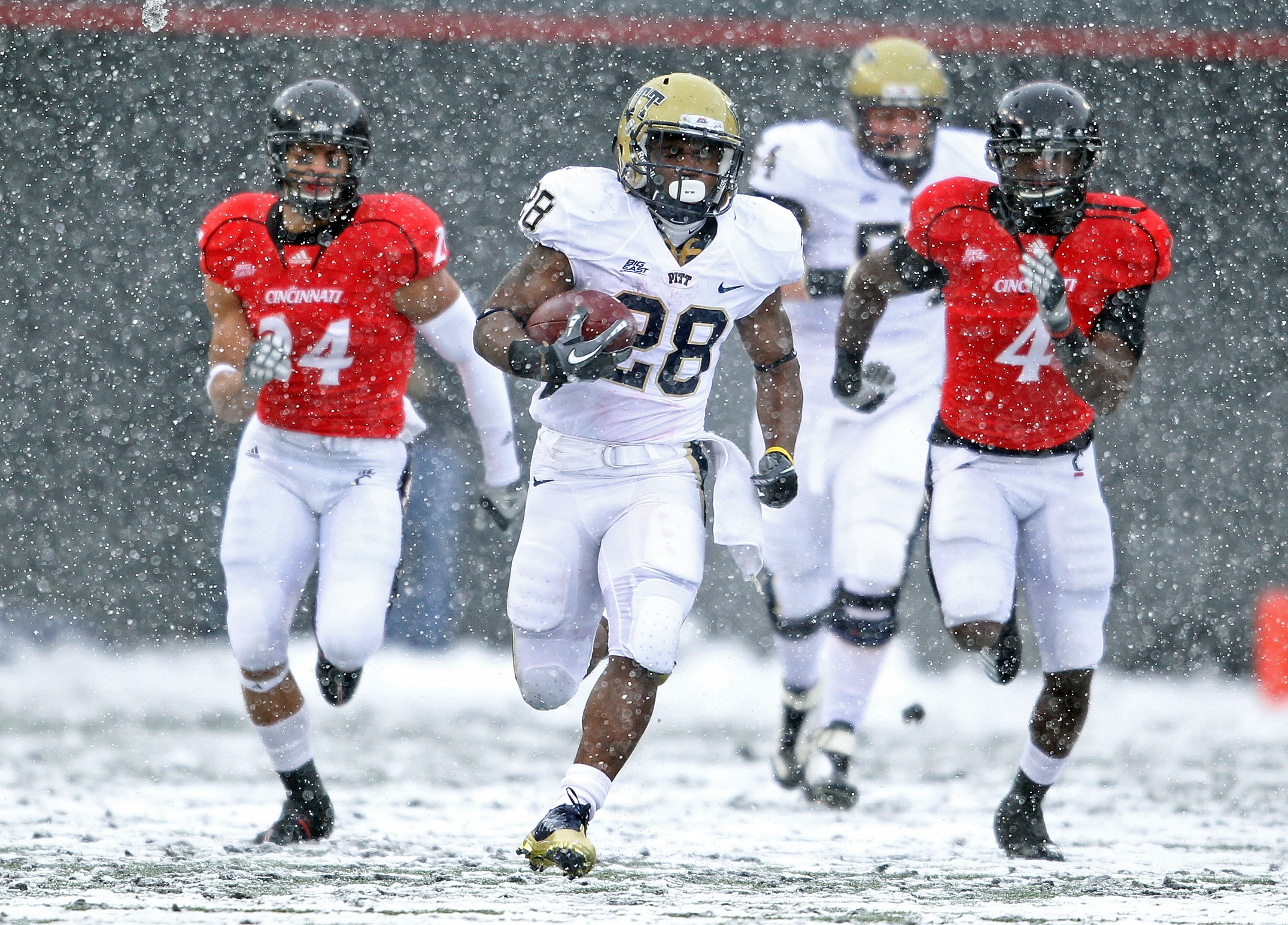 Could this be the next great Mike Shanahan running back to go late in the draft?
