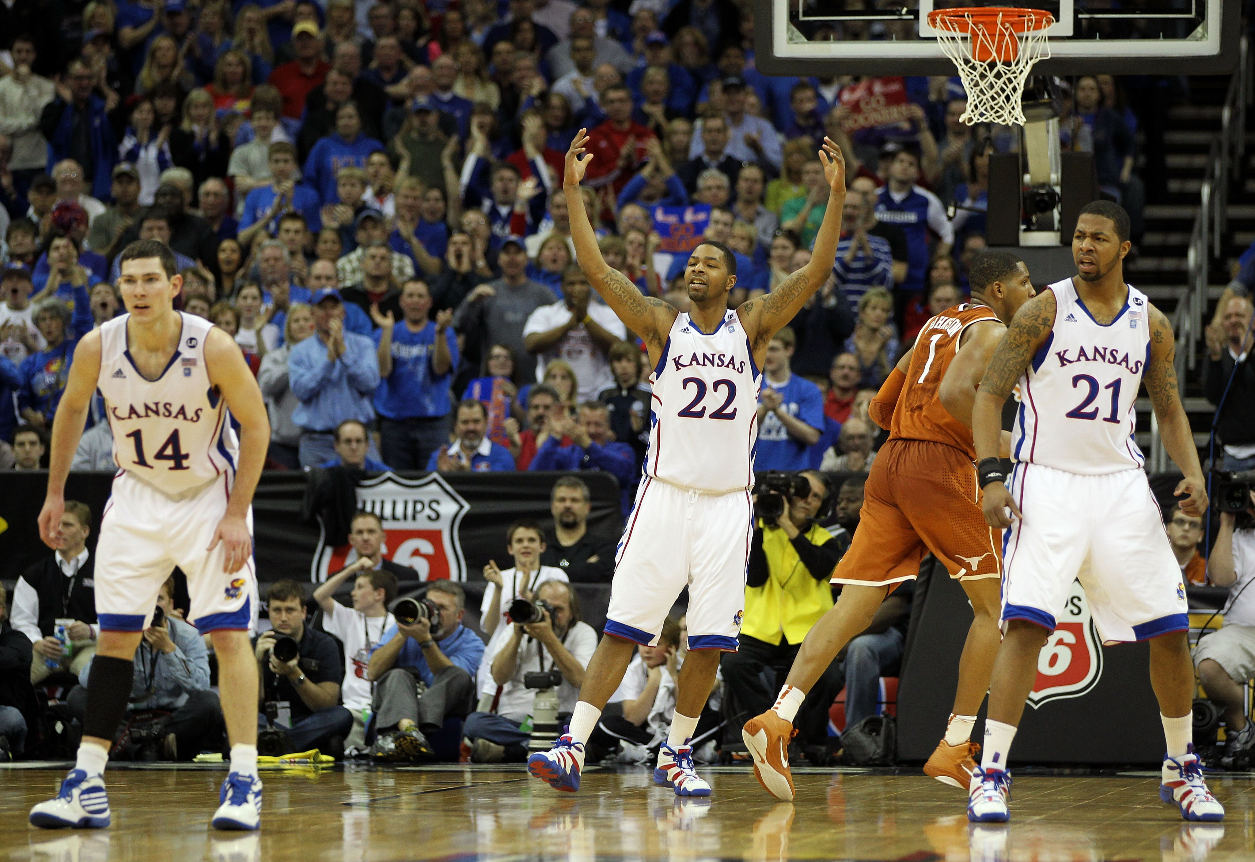 7f3870248af4 March Madness 2011 Predictions  Inside Scoop on All Southwest Region ...