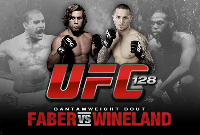 Ufc 128 fight card betting odds sunderland vs bournemouth betting trends