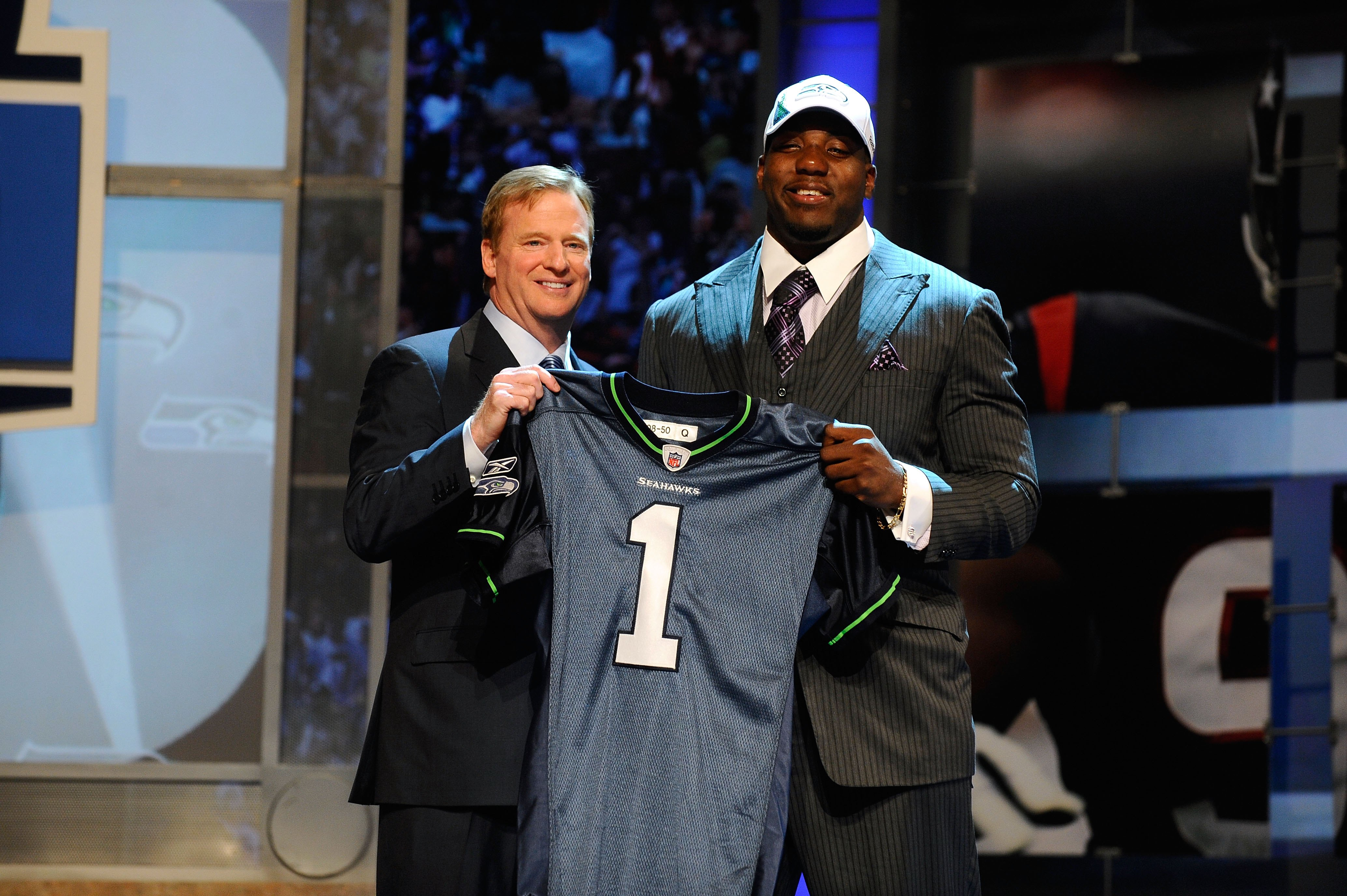 2010 #6 pick Russell Okung