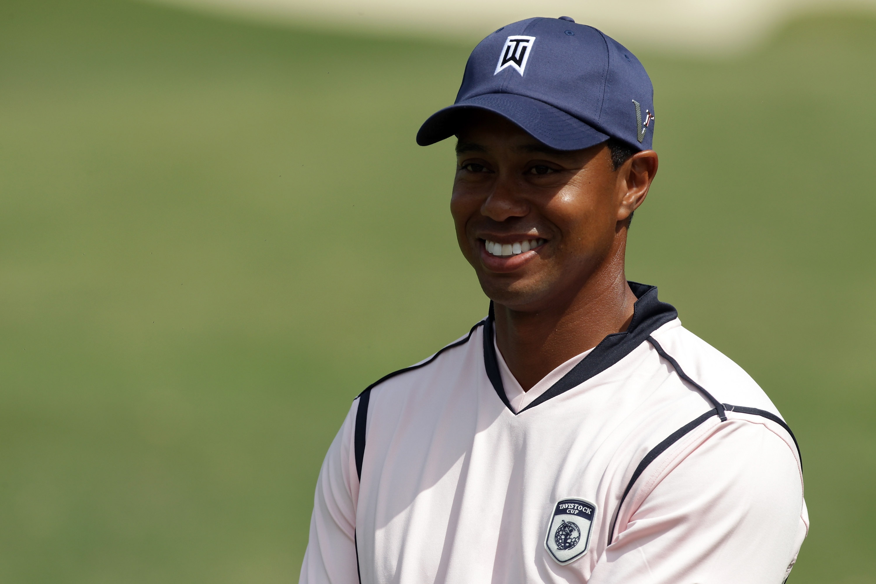 WINDERMERE, FL - MARCH 15:  Tiger Woods of the USA and the Albany Club on the 3rd hole during the second day of the 2011 Tavistock Cup at Isleworth Golf and Country Club on March 15, 2011 in Windermere, Florida.  (Photo by David Cannon/Getty Images)