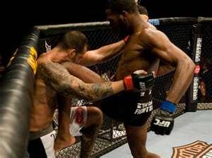 "UFC Light Heavyweight Champion, Jon ""Bones"" Jones"