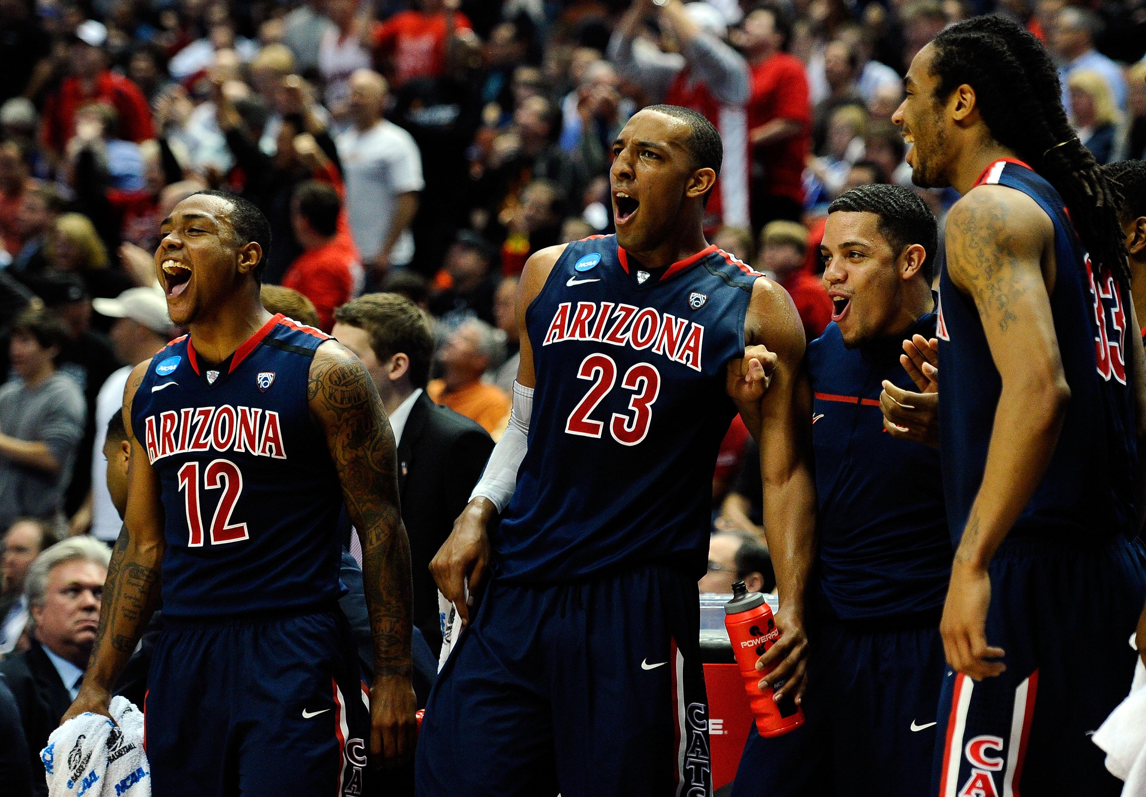 4e2bfdfb1cc NCAA Tournament 2011: Previewing Arizona vs. UConn | Bleacher Report ...
