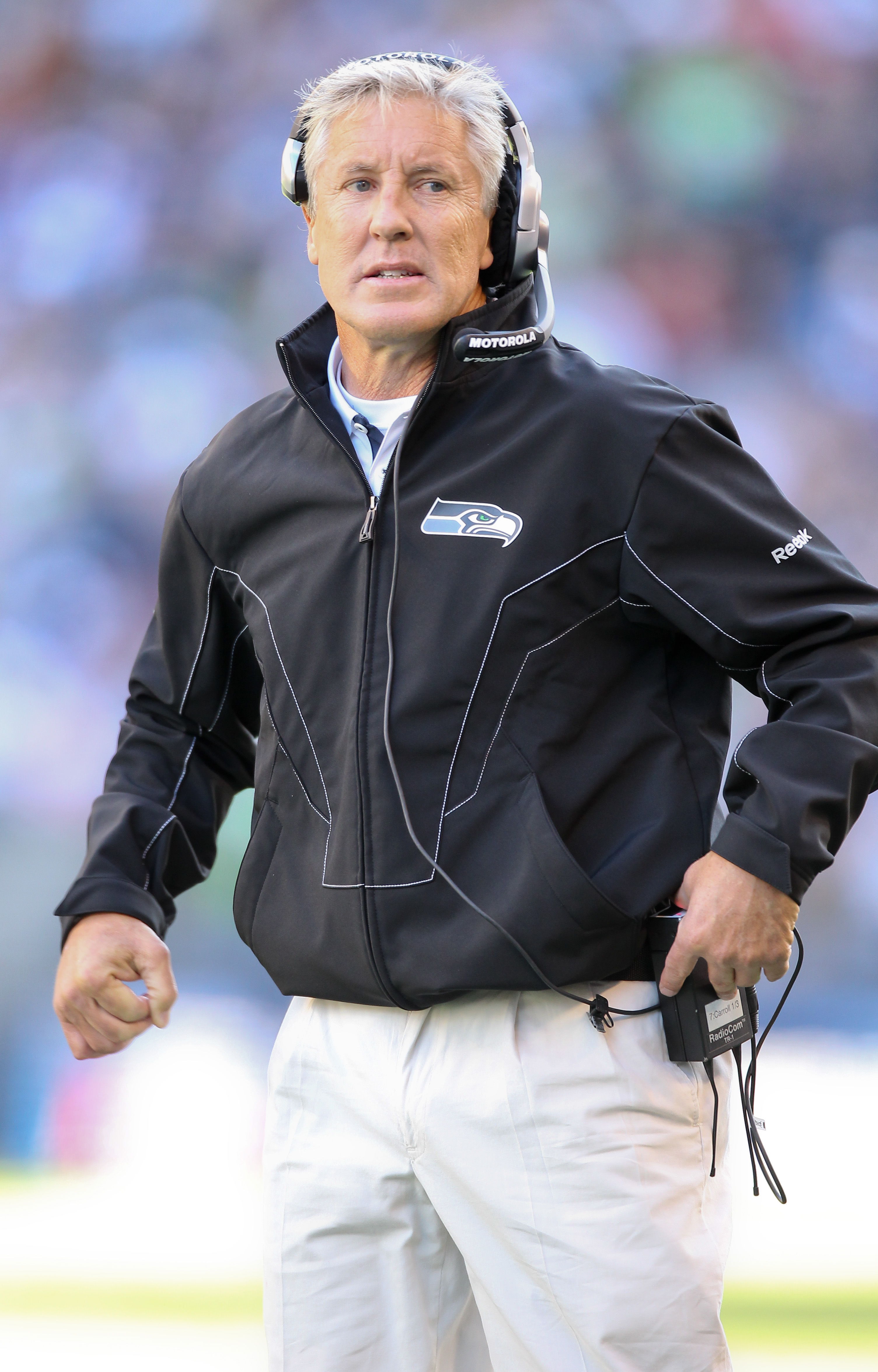 Prepared for a more consistent 2011 in his second season as Seahawks Head Coach.