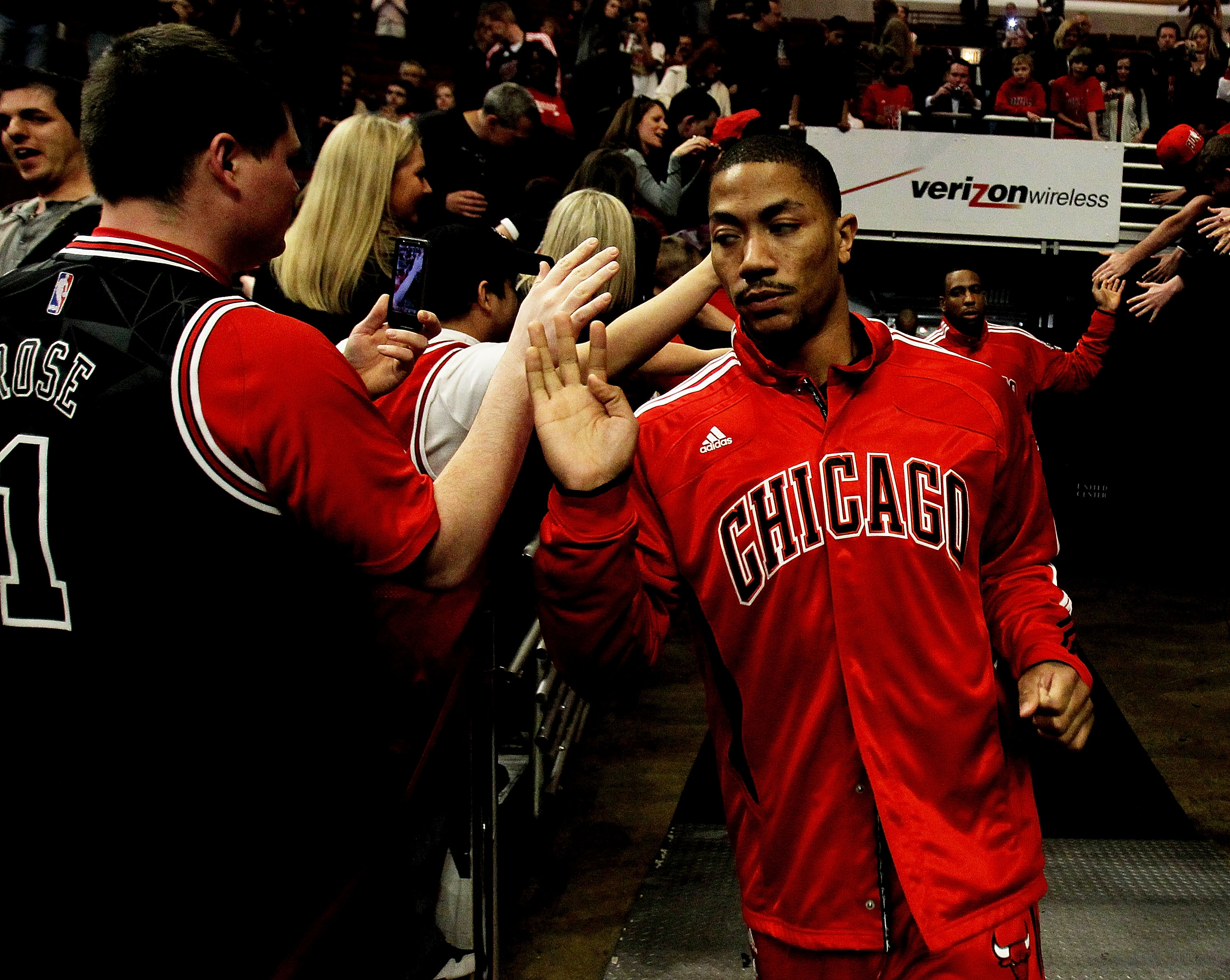 40cee3b57e8 Could Derrick Rose