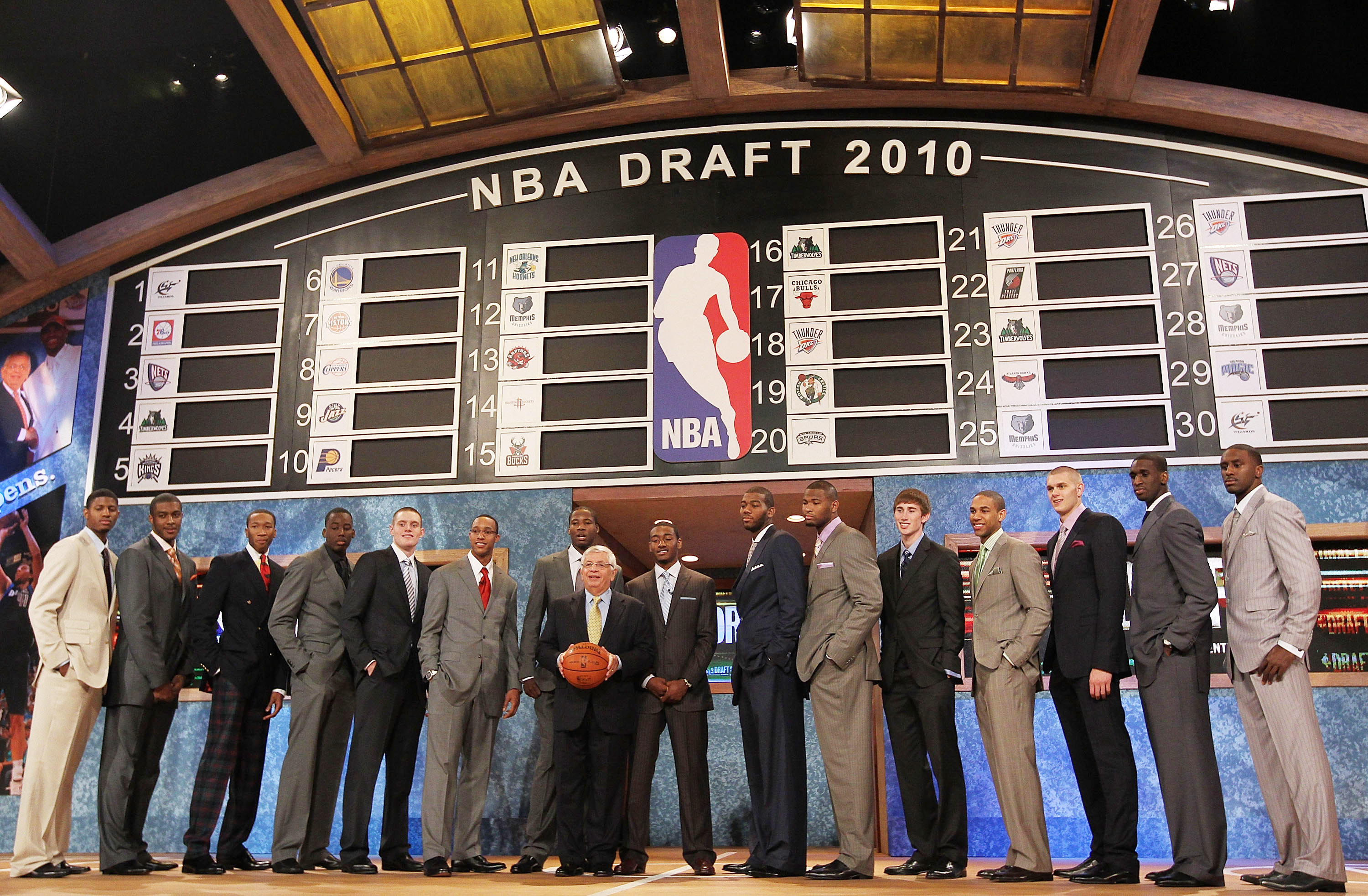 Talent will be available this season too, despite no consensus number one pick
