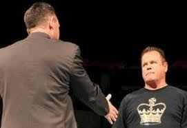 dbad24887190 Jerry Lawler vs. Michael Cole has become one of the most talked-about  matches leading into WrestleMania 27. Some people believe that Cole will ...
