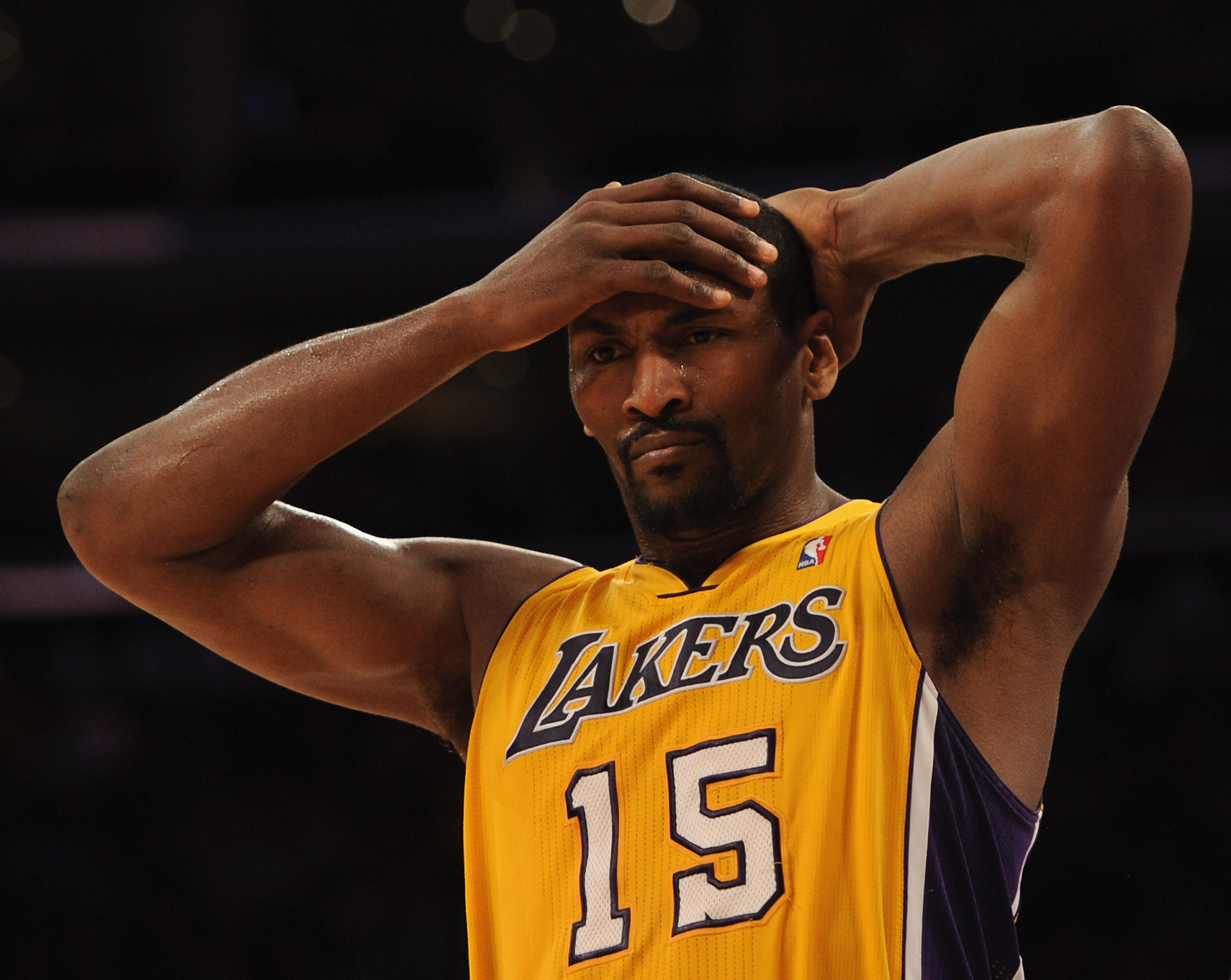 b14d2e7f5 Ron Artest  Top 10 Strangest Moments from Ron-Ron s NBA Career ...