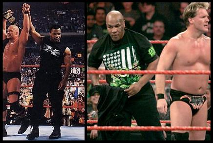 Mike Tyson made his presence felt at WrestleMania 14 and on Raw over ten years later..