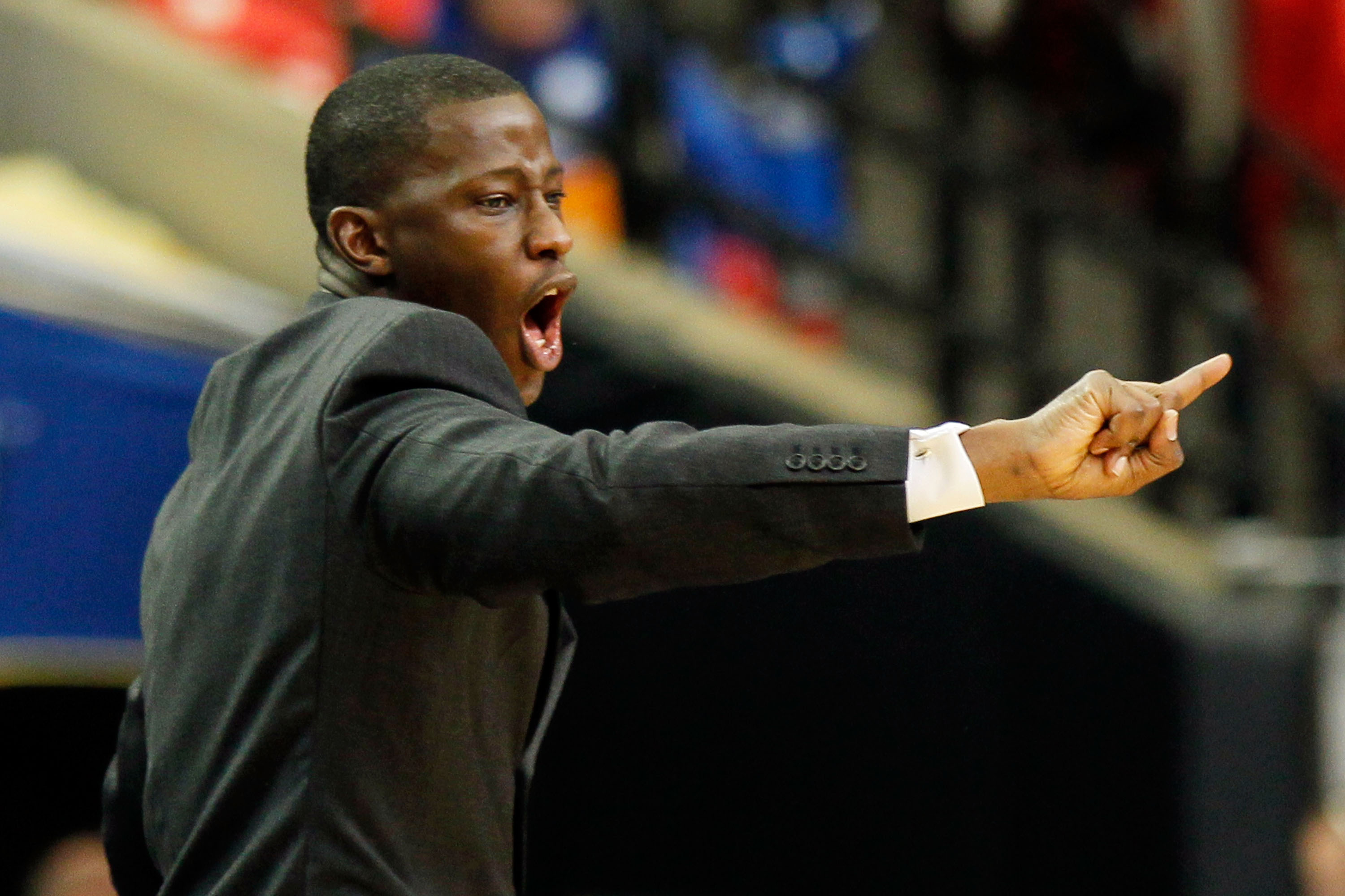 Anthony Grant served as an assistant to Billy Donovan at Florida University before taking over at VCU.