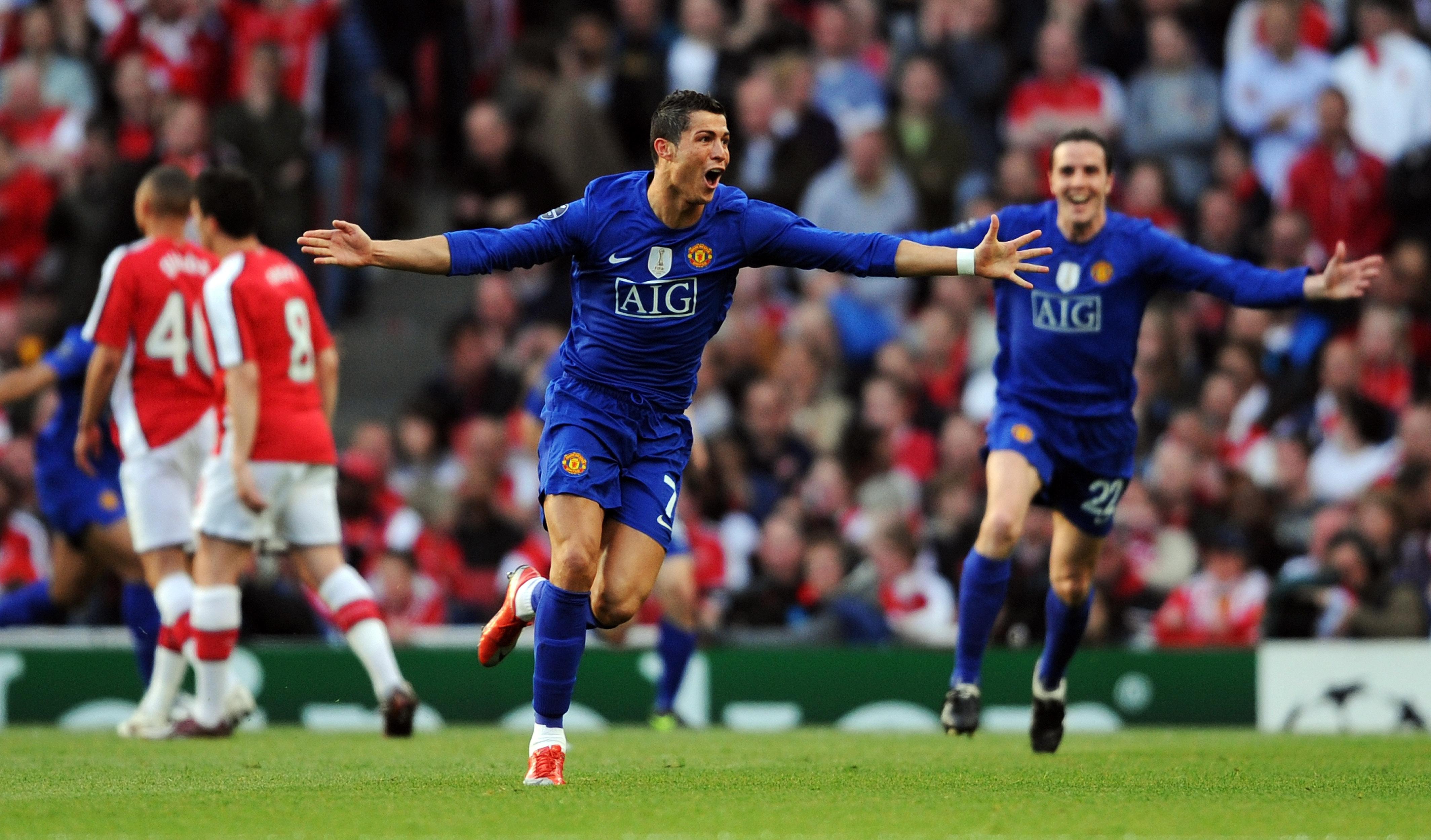 Uefa Champions League Quarterfinals Chelsea Vs Manchester