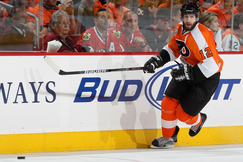 DEL Torhüter Philladelphia Flyers Weitere Wintersportarten Eishockey Pin NHL