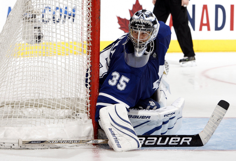 3119f4c7b2b NHL Shockers  Vesa Toskala and the 50 Most Embarrassing Goals in Hockey  History