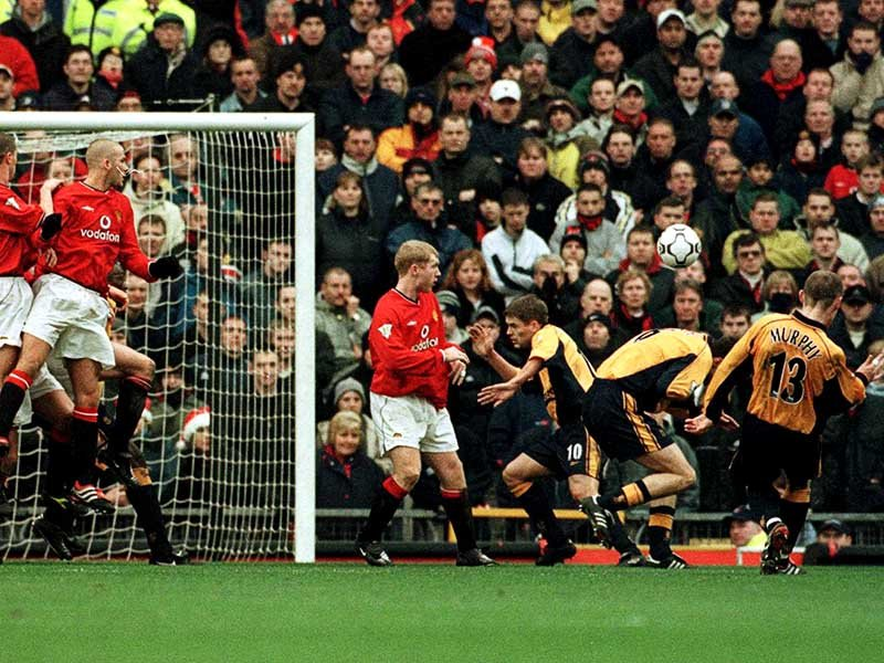 Danny Murphy proved the match-winner on a cold day in Manchester.
