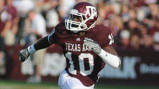 Texas A&M's Top Returning Tackler- Linebacker Sean Porter