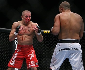 UFC 129 Fight Card: Power Ranking All of Georges St