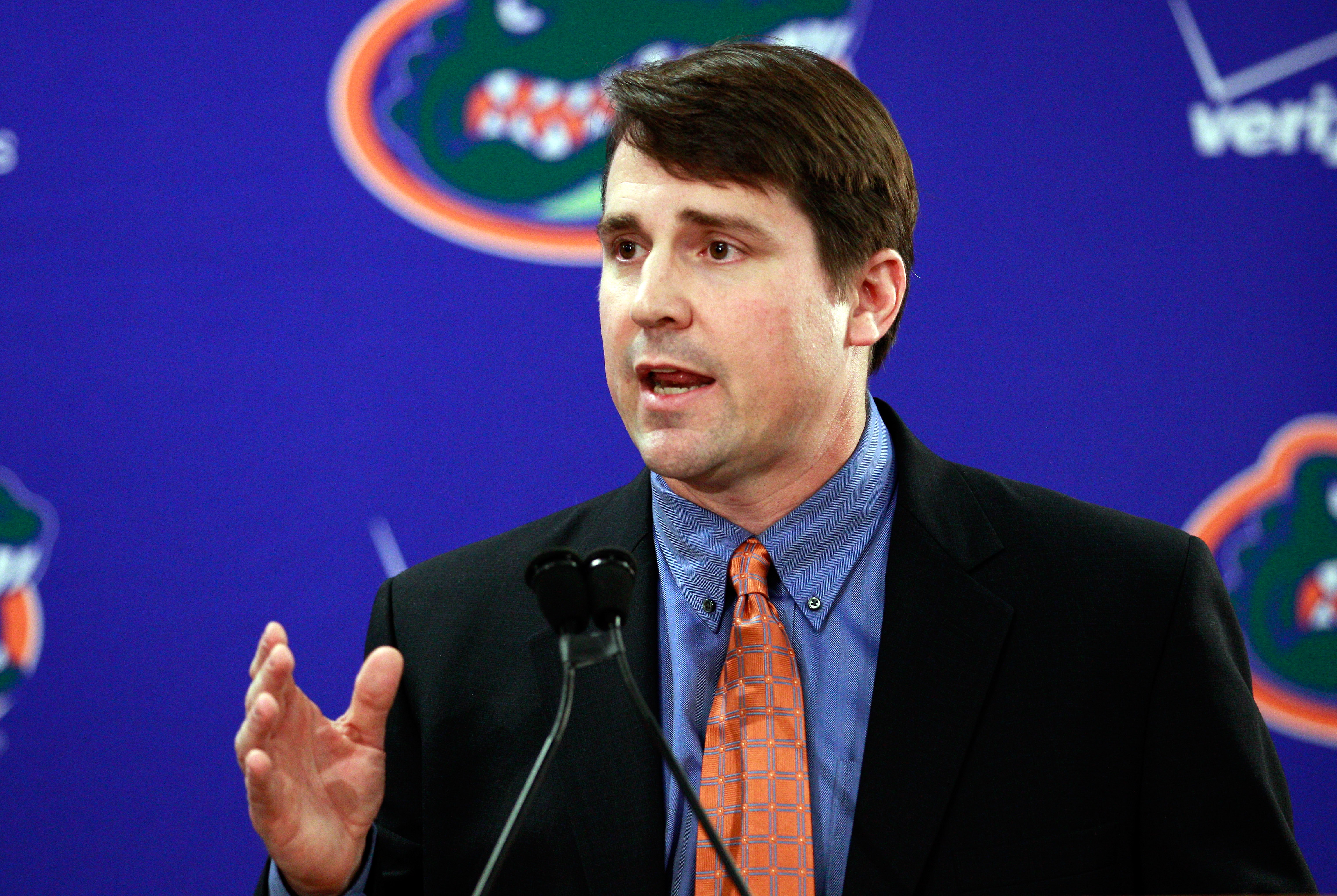 Will Muschamp will hold his first Spring game as Florida's coach this Saturday.