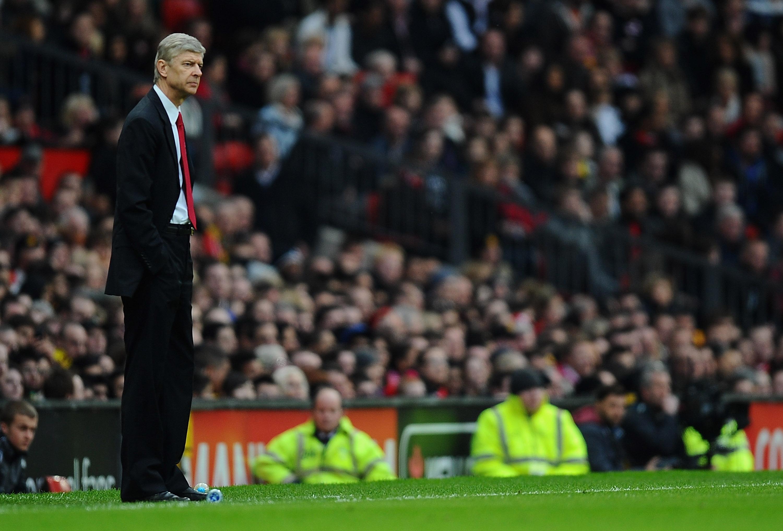 Arsene Wenger: Has Daddy's Hat Fallen Off?