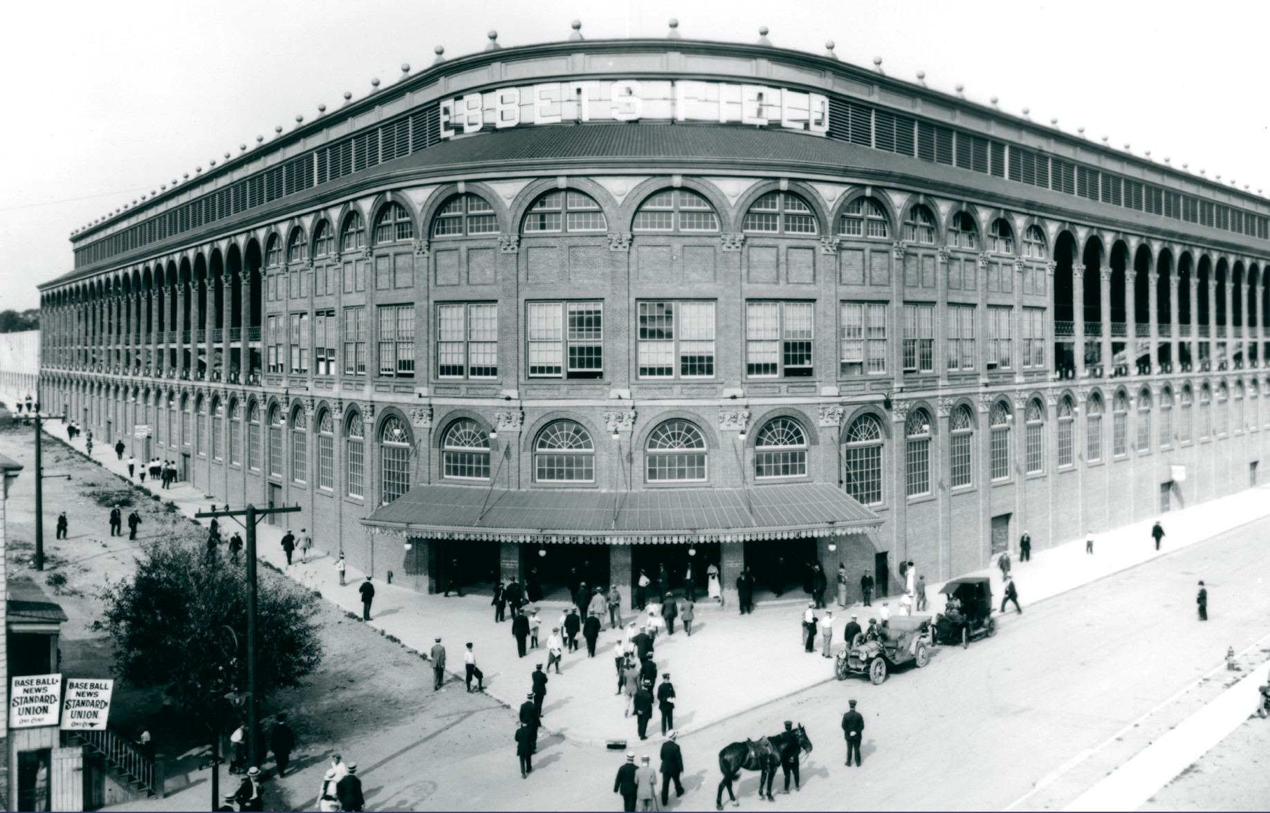 Mlb Power Rankings Ebbets Field And The Top 50 Stadiums In Baseball History Bleacher Report Latest News Videos And Highlights
