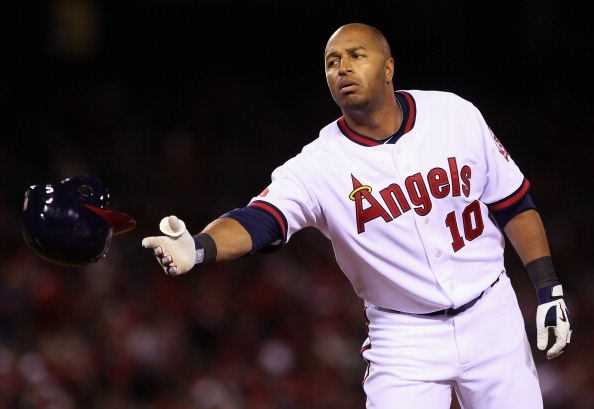 The Angels couldn't get Cliff Lee, but Vernon Wells was a pretty good consolation prize for their offense.